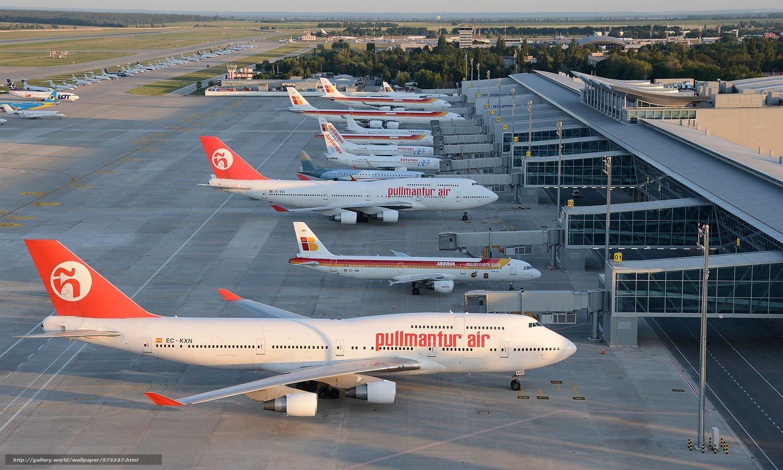 Скачать обои Самолёты,  авиация.аэропорт,  лайнер,  самолёт бесплатно для рабочего стола в разрешении 1500x900 — картинка №573337