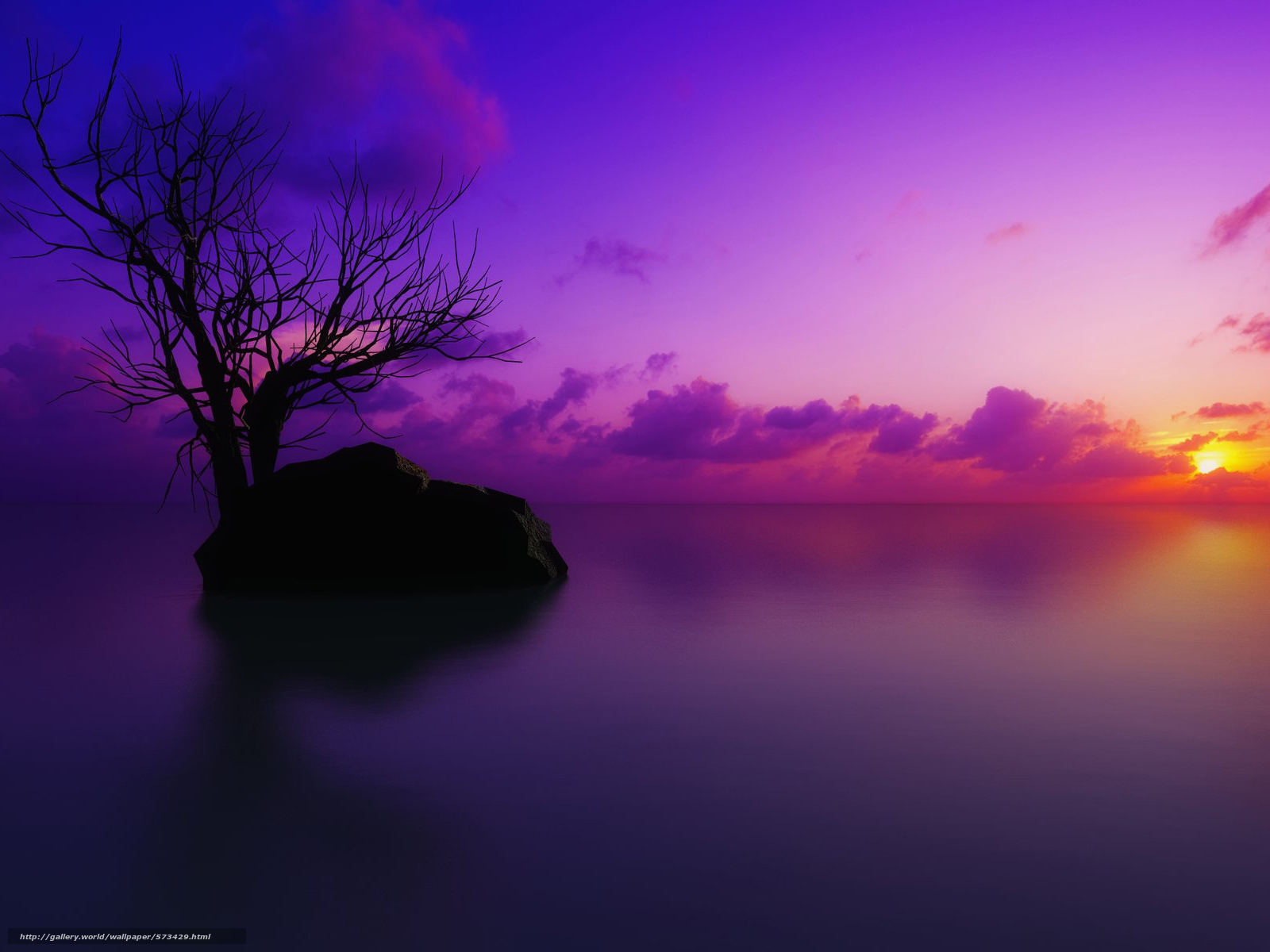 scaricare gli sfondi paesaggi,  natura,  cielo,  tramonto Sfondi gratis per la risoluzione del desktop 1600x1200 — immagine №573429