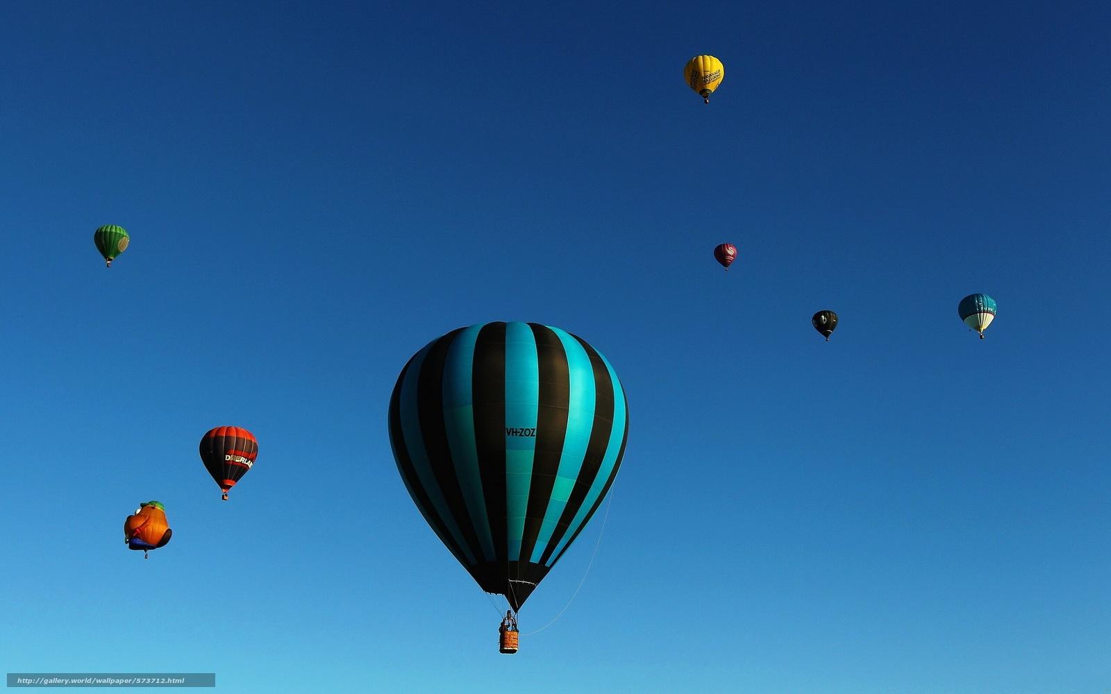 scaricare gli sfondi miscellanea,  palloncino,  palla,  Palloncini Sfondi gratis per la risoluzione del desktop 2560x1600 — immagine №573712