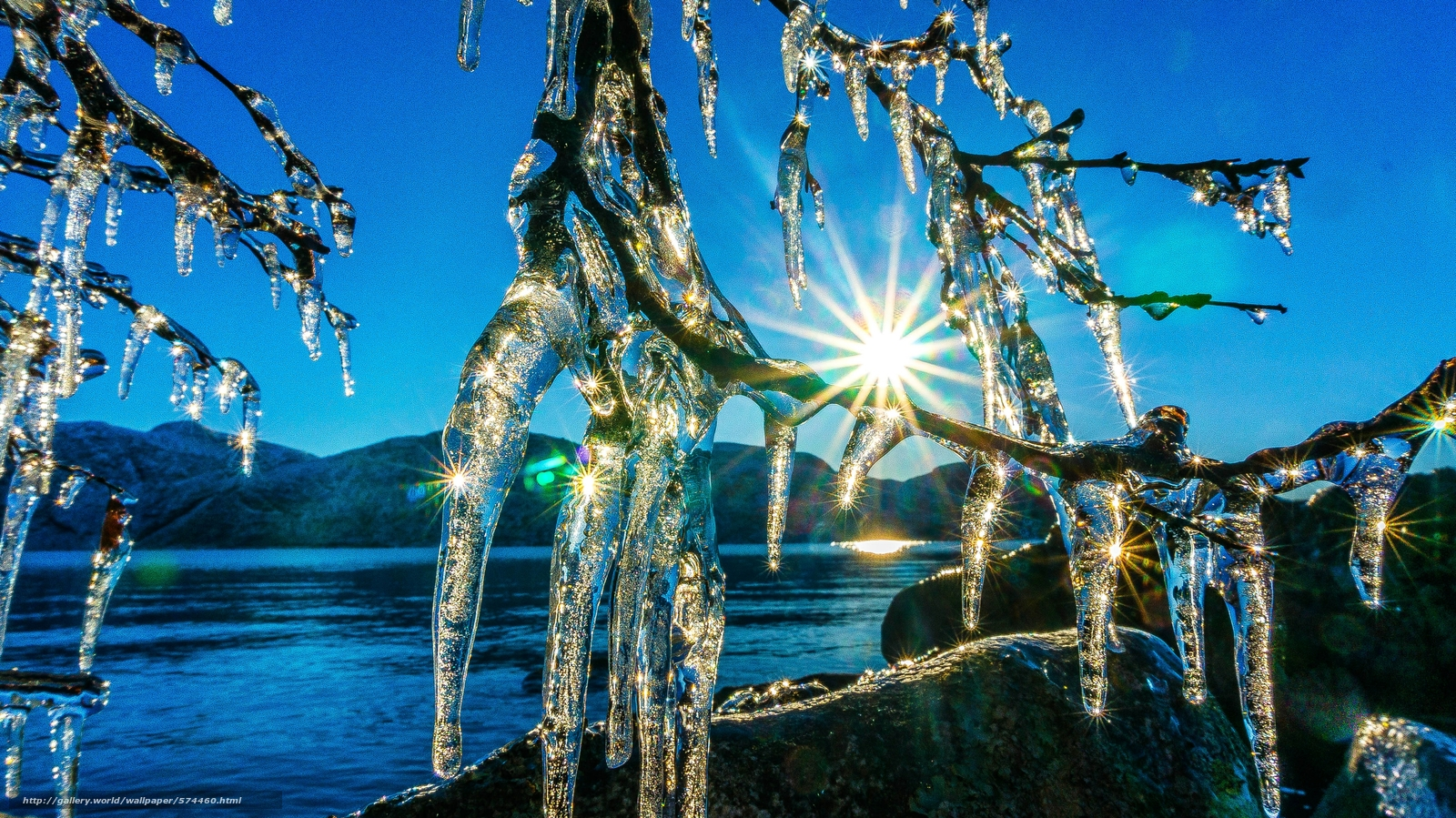 icicles wallpaper - photo #23