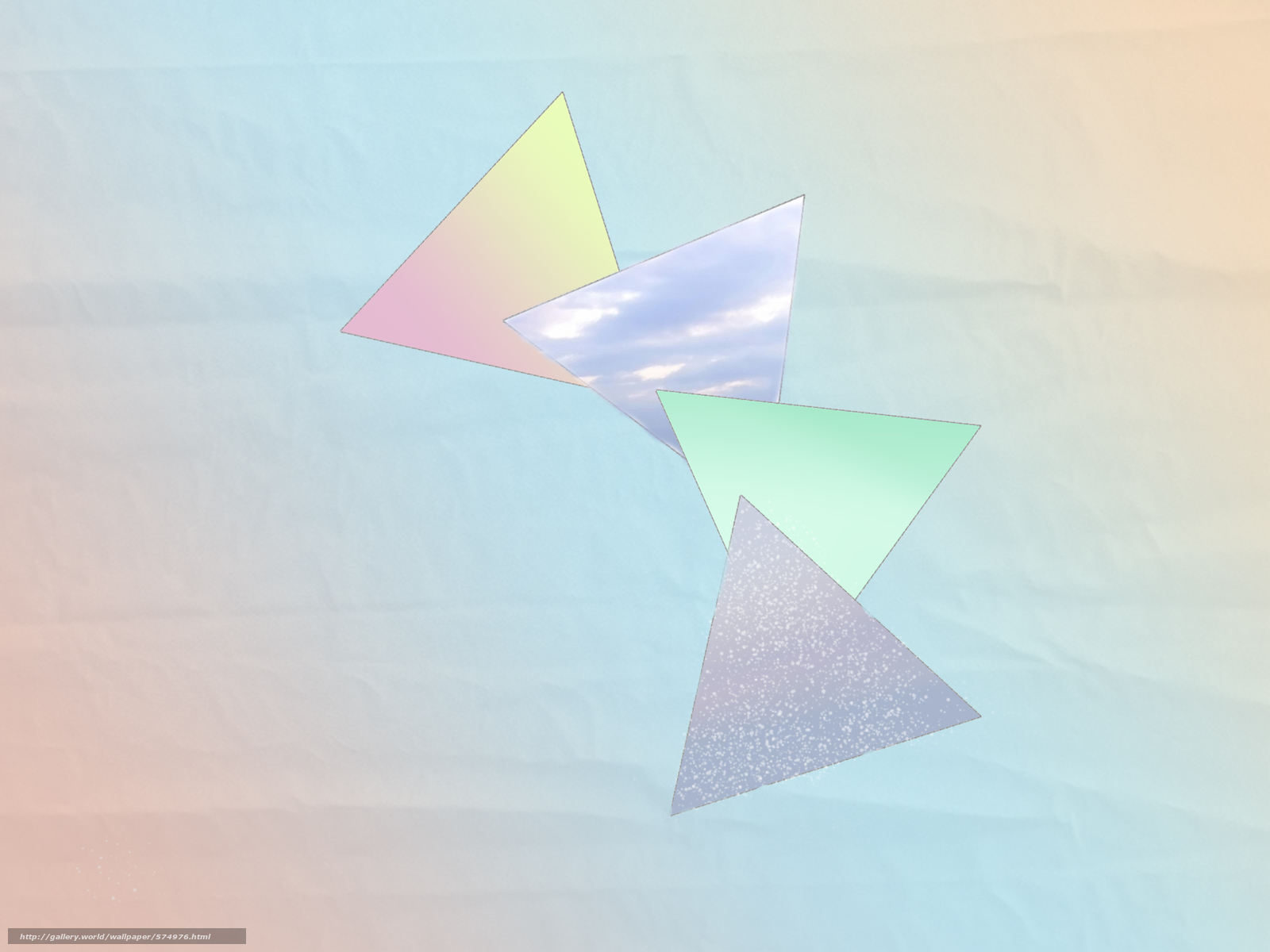 tlcharger fond d 39 ecran couleur g om trie gradient pastel fonds d 39 ecran gratuits pour votre. Black Bedroom Furniture Sets. Home Design Ideas
