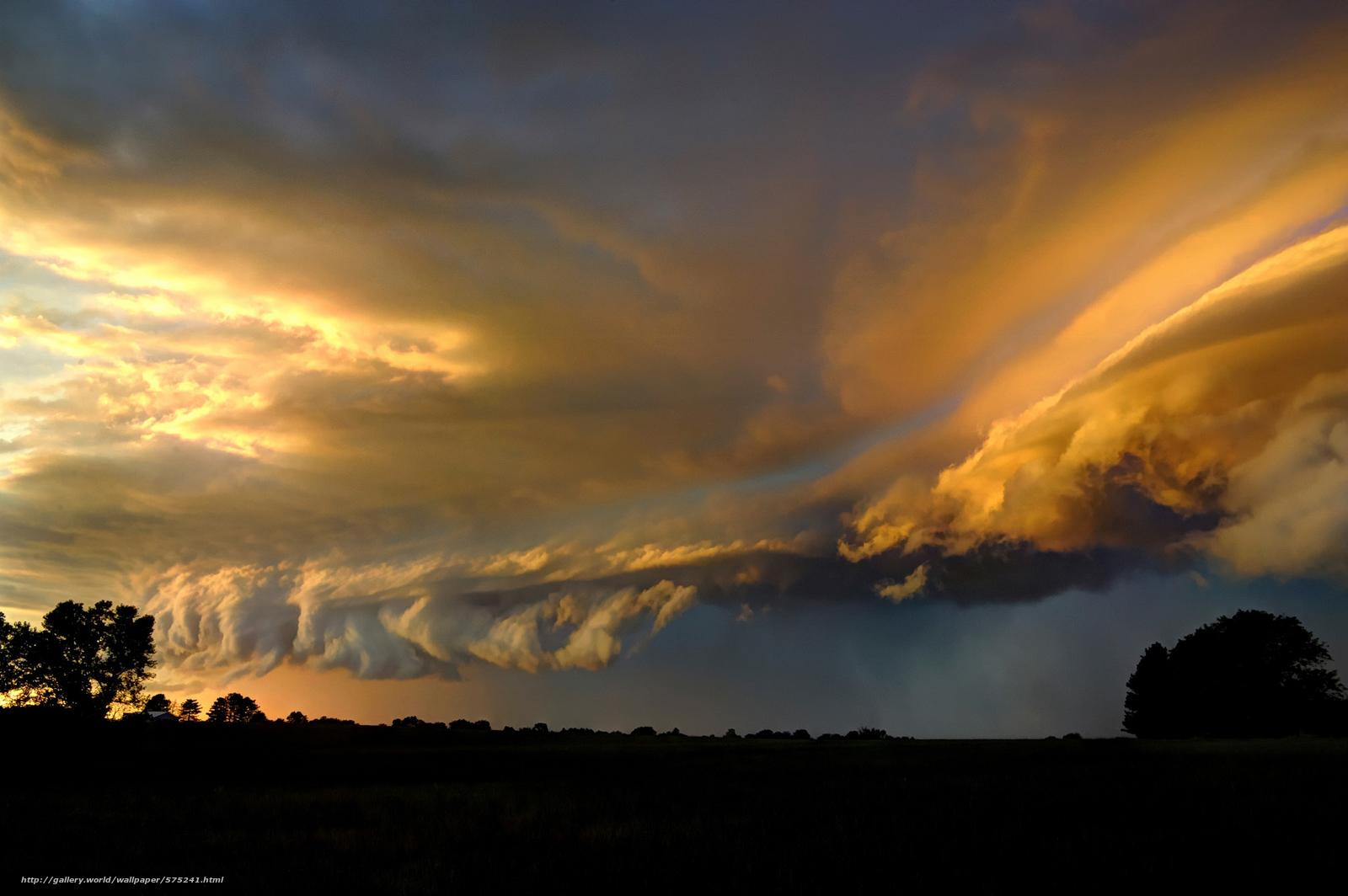 Tlcharger Fond d'ecran ciel,  nuages Fonds d'ecran gratuits pour votre rsolution du bureau 2048x1362 — image №575241