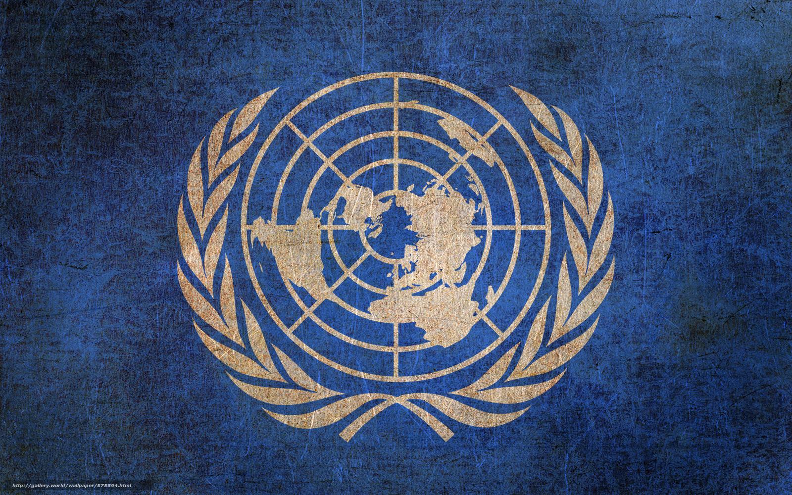 scaricare gli sfondi stemma,  mondiale,  ONU,  logo Sfondi gratis per la risoluzione del desktop 1920x1200 — immagine №575594