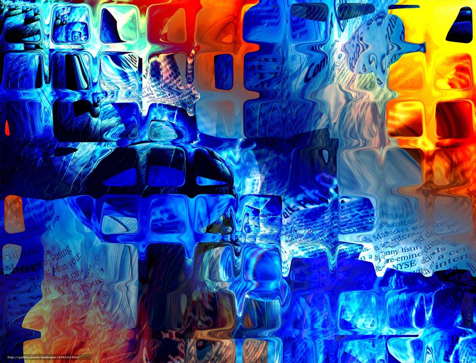 Descargar gratis abstracción,  vidrio,  color Fondos de escritorio en la resolucin 3994x3042 — imagen №576233