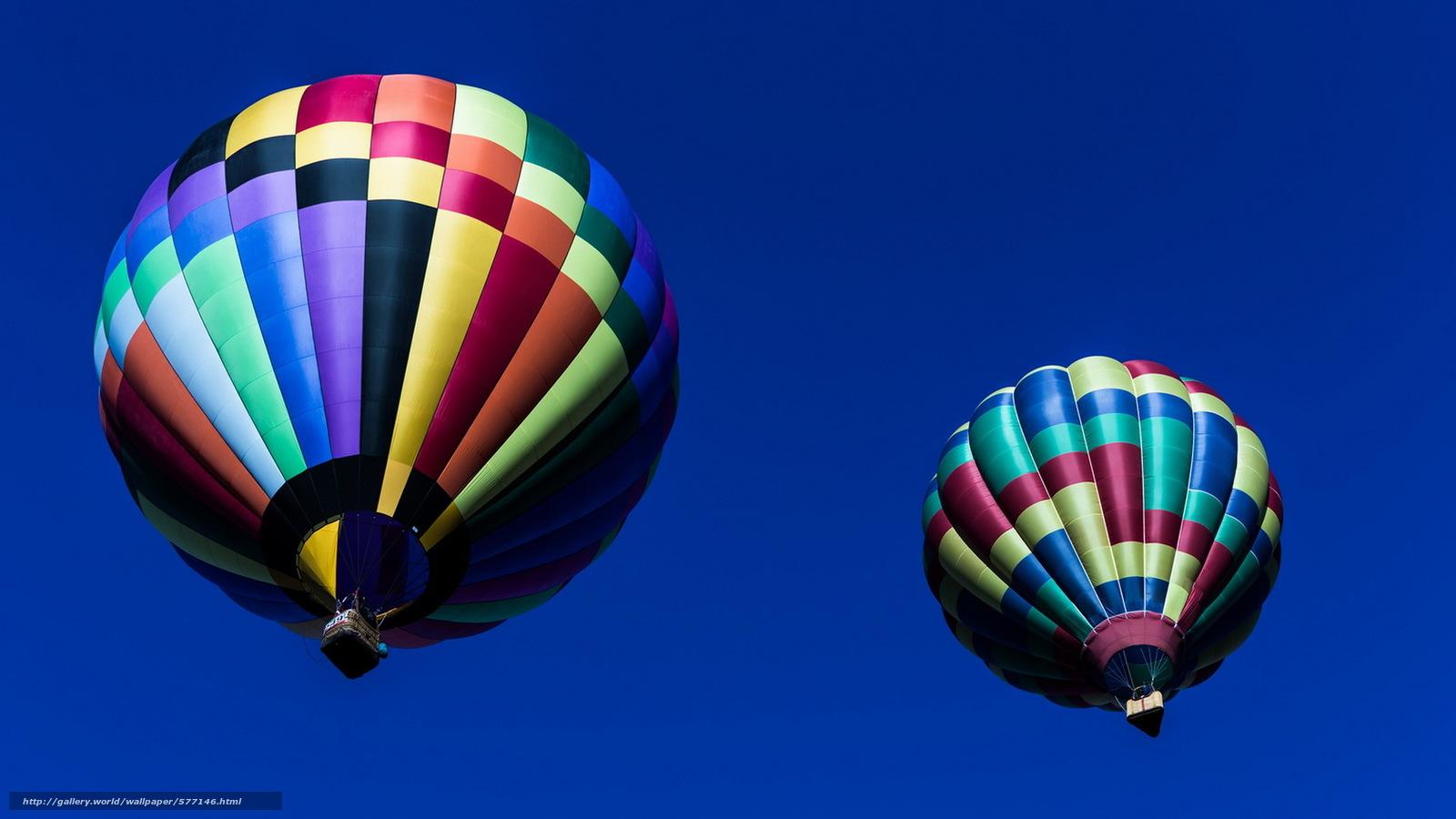 scaricare gli sfondi cielo,  Sport,  Palloncini Sfondi gratis per la risoluzione del desktop 1920x1080 — immagine №577146