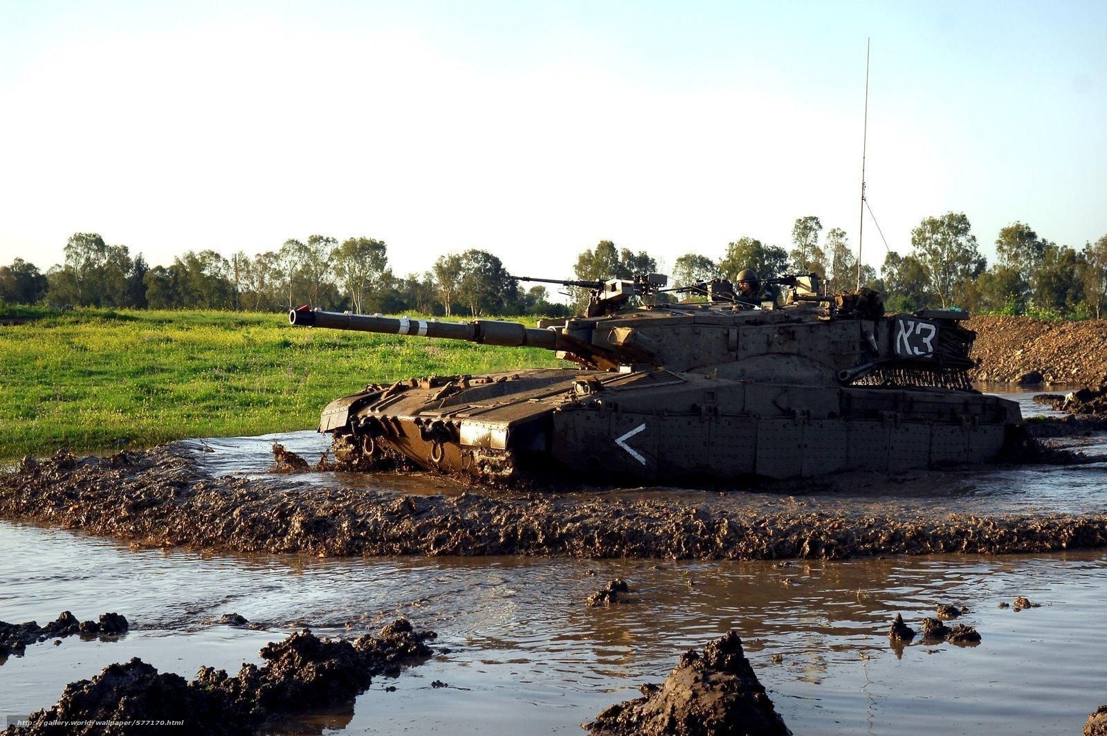 Tlcharger Fond d'ecran Israël,  matériel militaire,  réservoir,  Réservoir Fonds d'ecran gratuits pour votre rsolution du bureau 2048x1362 — image №577170