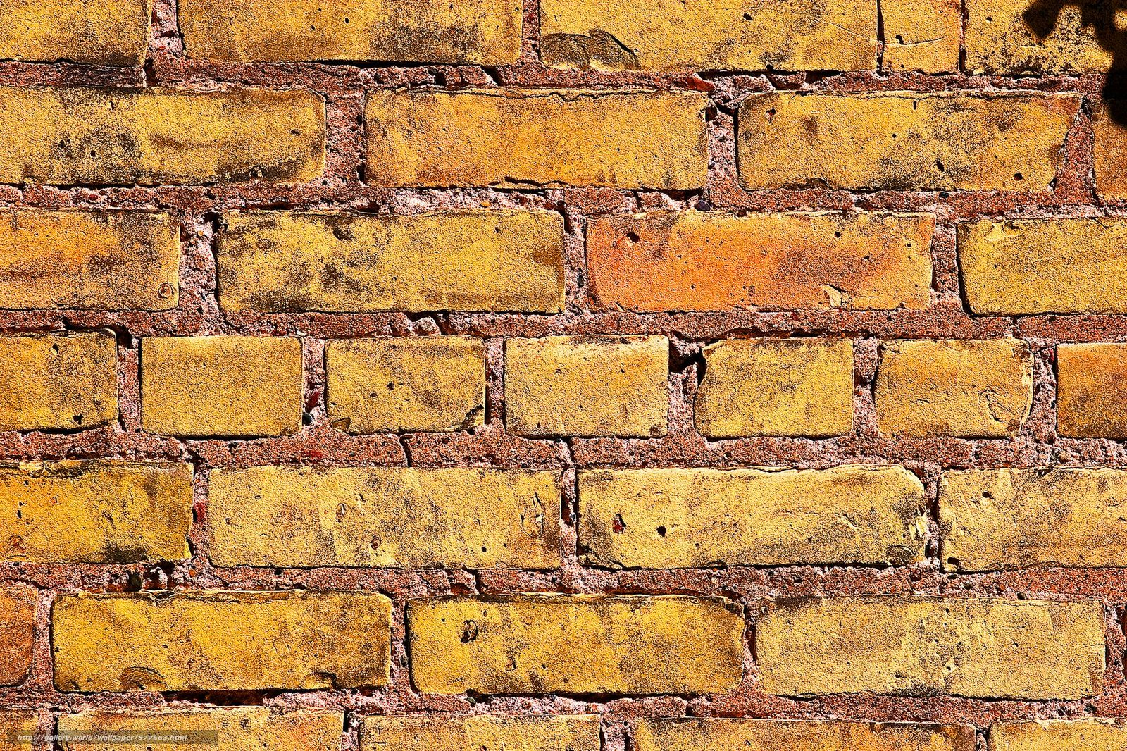 Download wallpaper MASONRY,  wall,  brick free desktop wallpaper in the resolution 2048x1365 — picture №577663