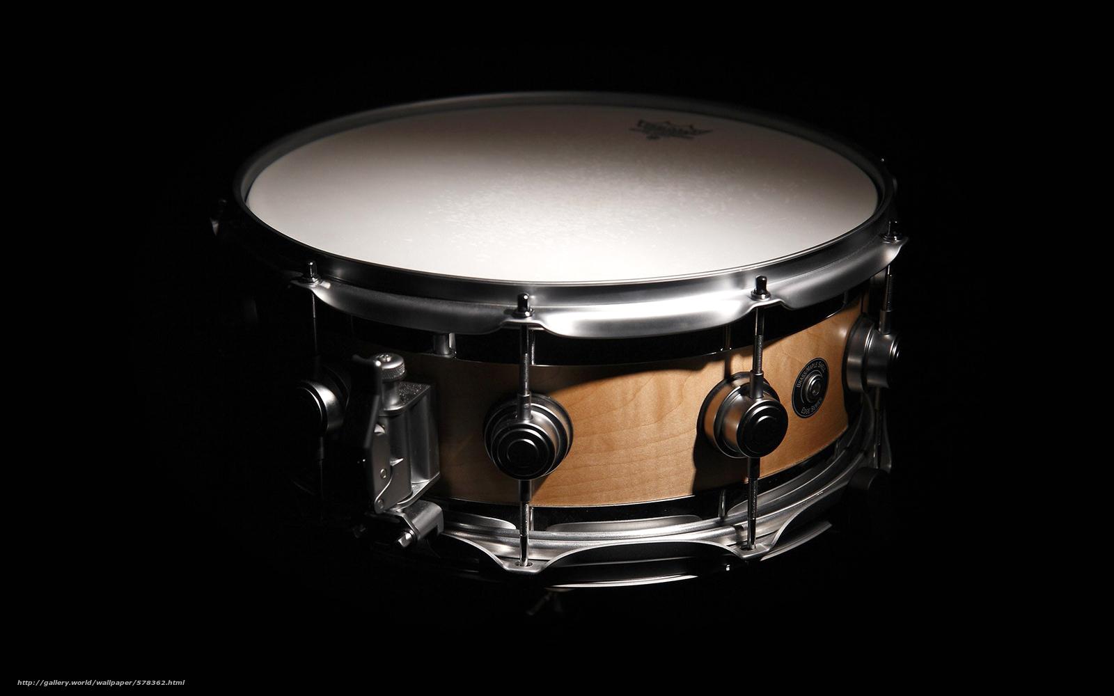 Звуки барабанов скачать бесплатно