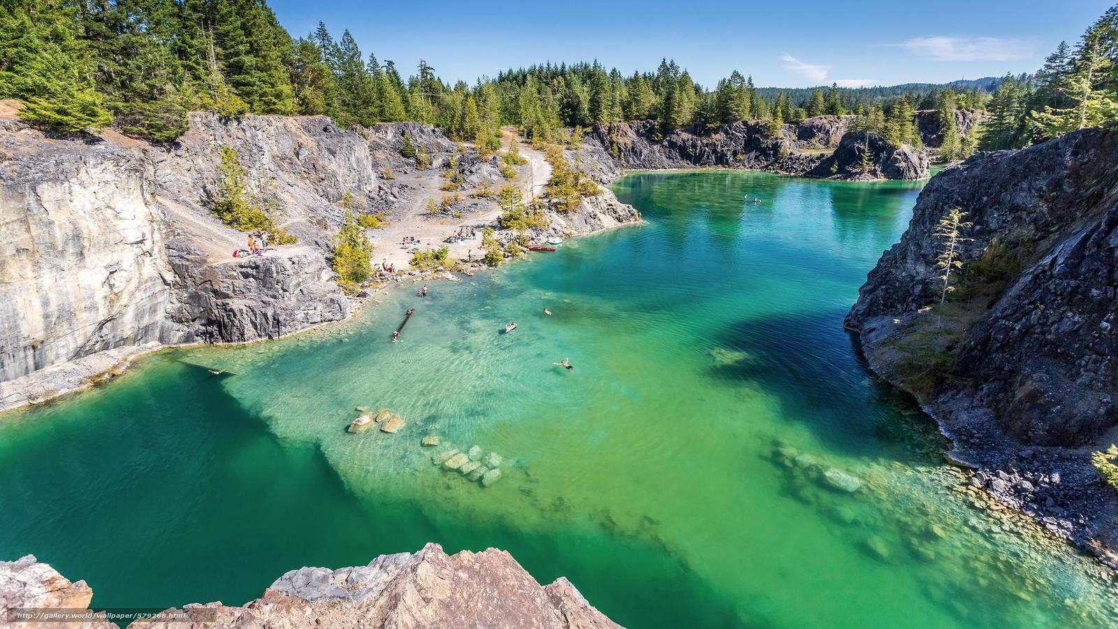 Descargar gratis río,  lago,  naturaleza,  bosque Fondos de escritorio en la resolucin 2048x1152 — imagen №579268