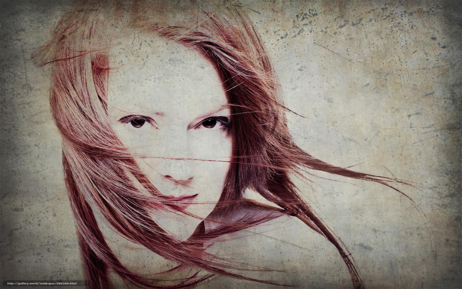 Tlcharger Fond d'ecran portrait, Style, fille Fonds d'ecran gratuits pour votre rsolution du ...