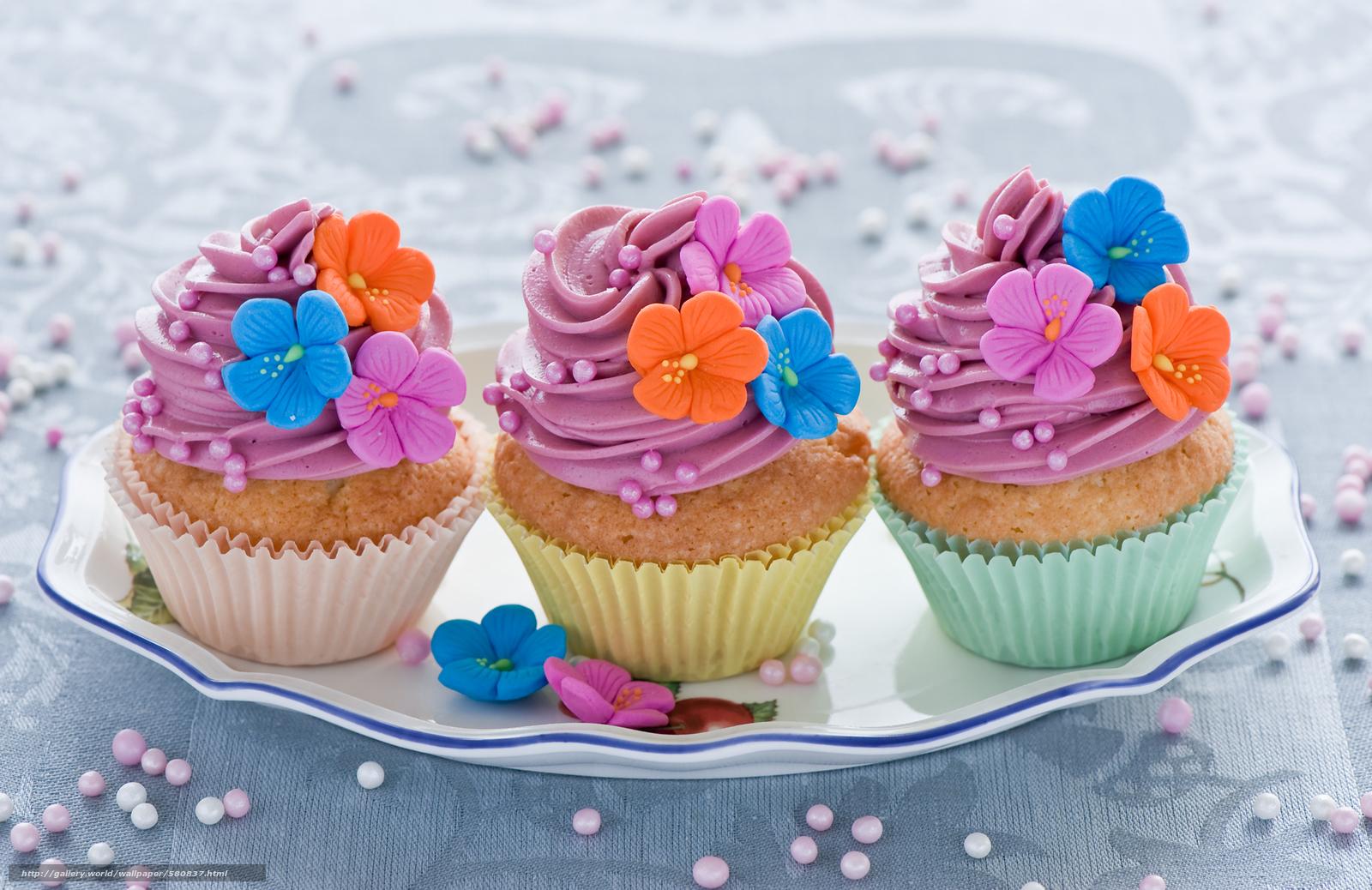 Скачать обои крем,  сладкое,  еда,  разноцветные бесплатно для рабочего стола в разрешении 2000x1298 — картинка №580837