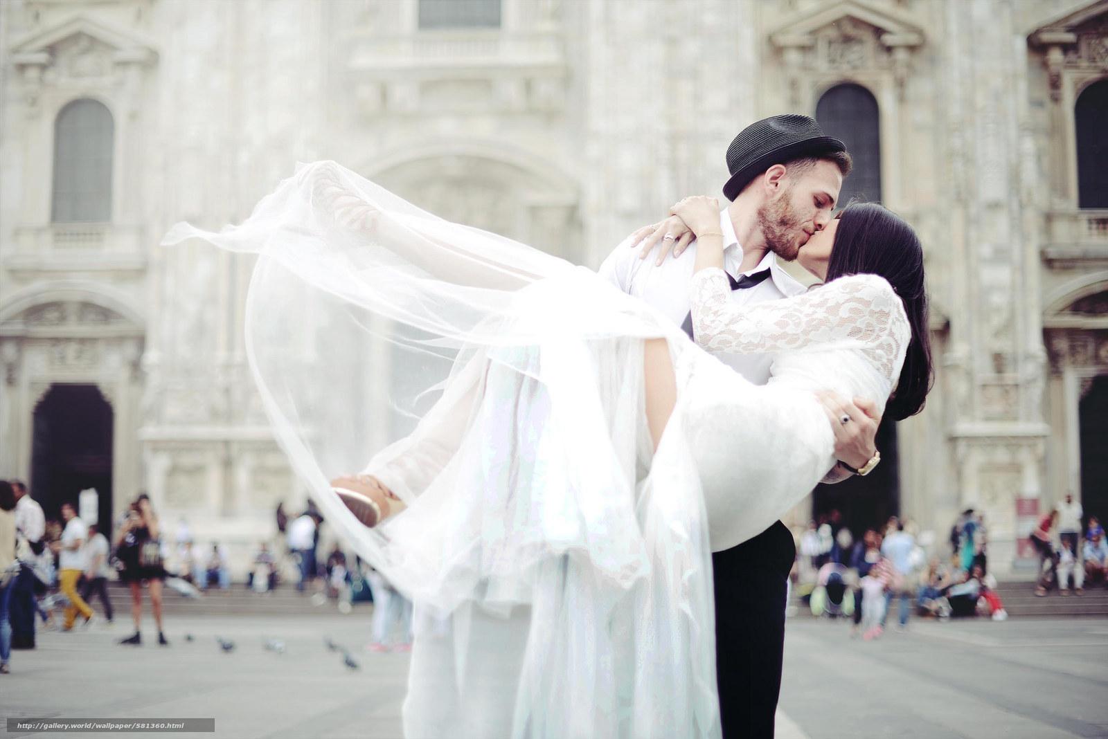scaricare gli sfondi matrimonio,  sposo,  cappello,  vestire Sfondi gratis per la risoluzione del desktop 2048x1367 — immagine №581360