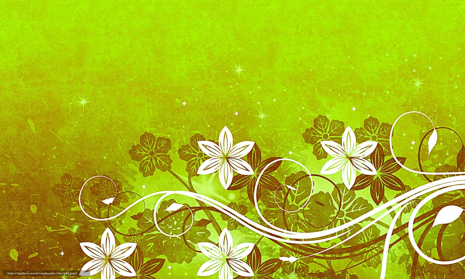 Download wallpaper abstraction,  Flowers,  3d,  art free desktop wallpaper in the resolution 2500x1500 — picture №581530