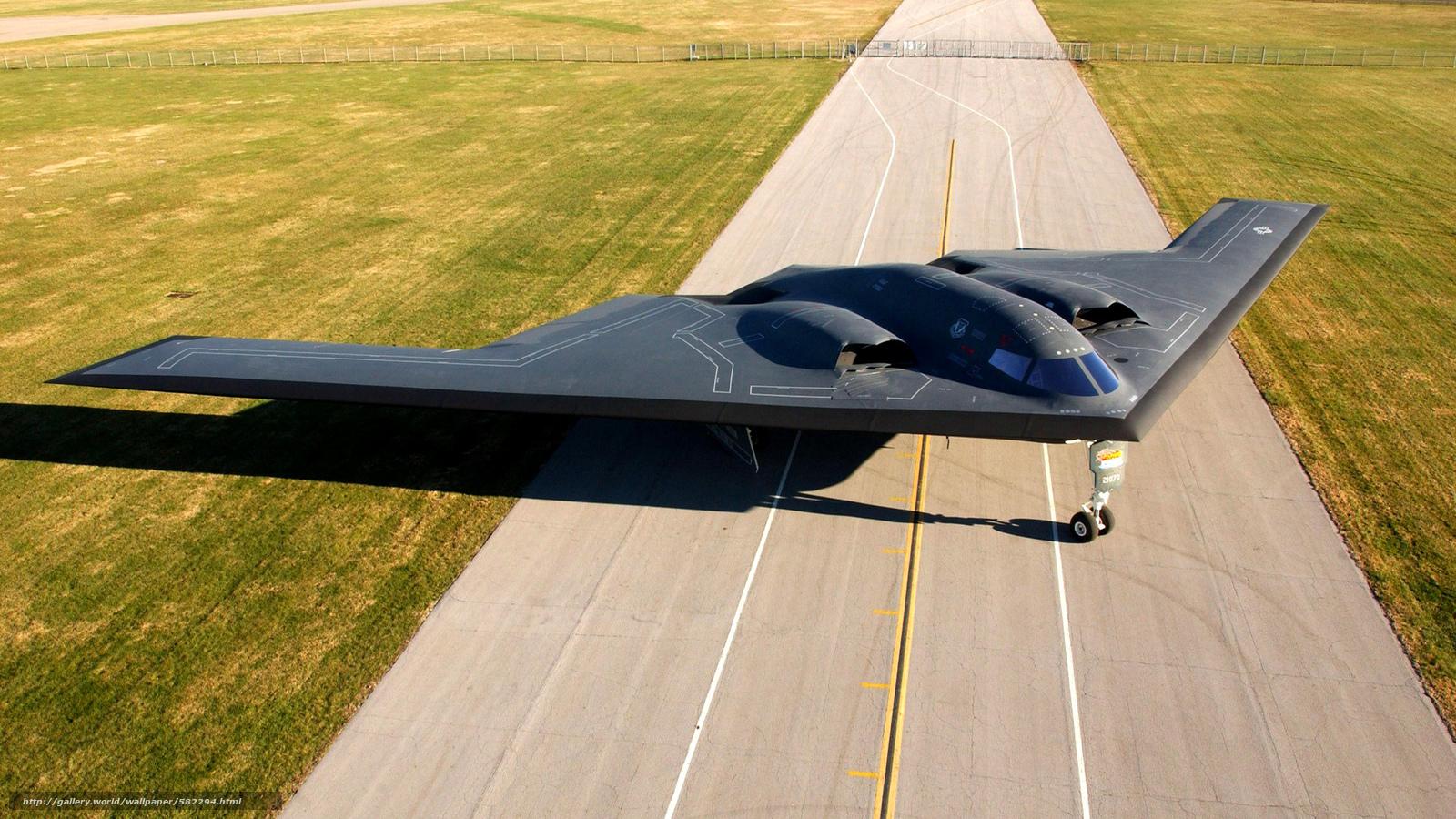 Скачать обои бомбардировщик,  аэродром бесплатно для рабочего стола в разрешении 1920x1080 — картинка №582294