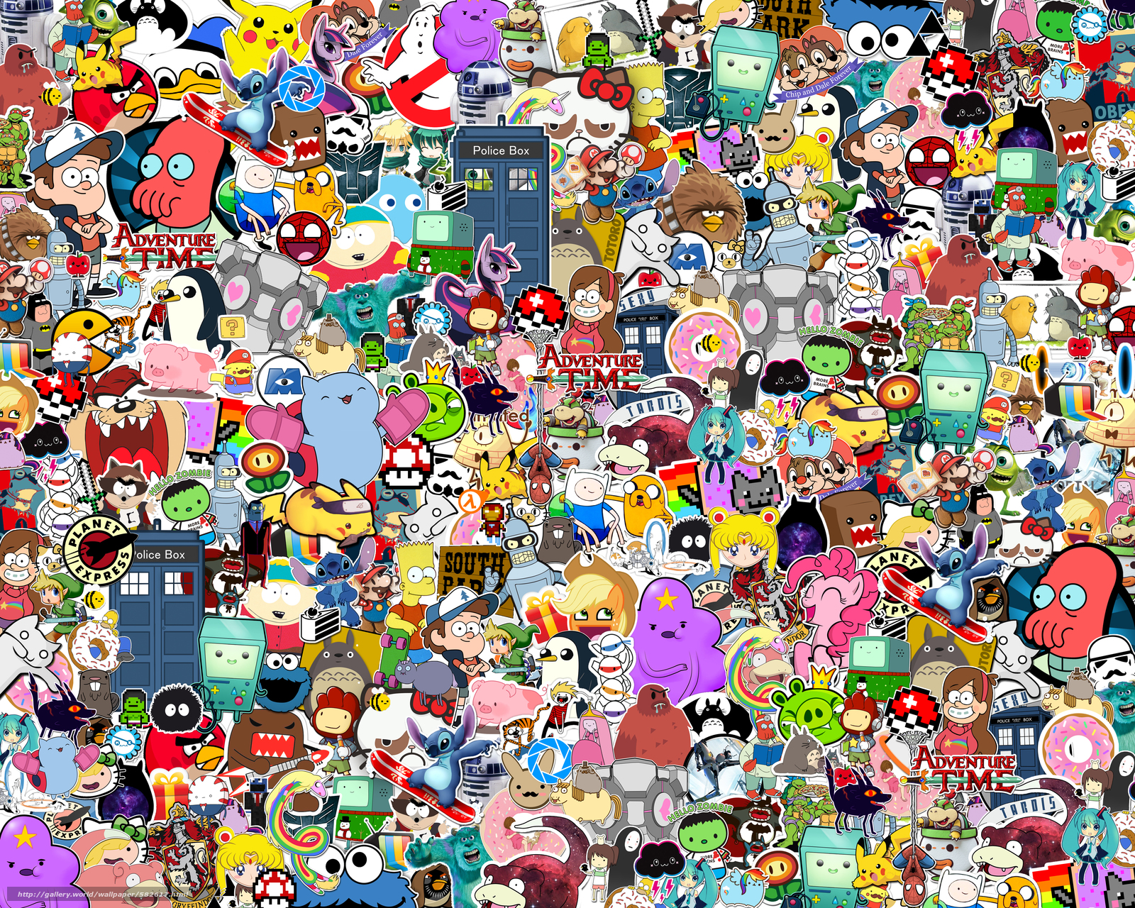 Download wallpaper Heroes,  Stickers,  Cartoon,  style free desktop wallpaper in the resolution 5000x4000 — picture №582617