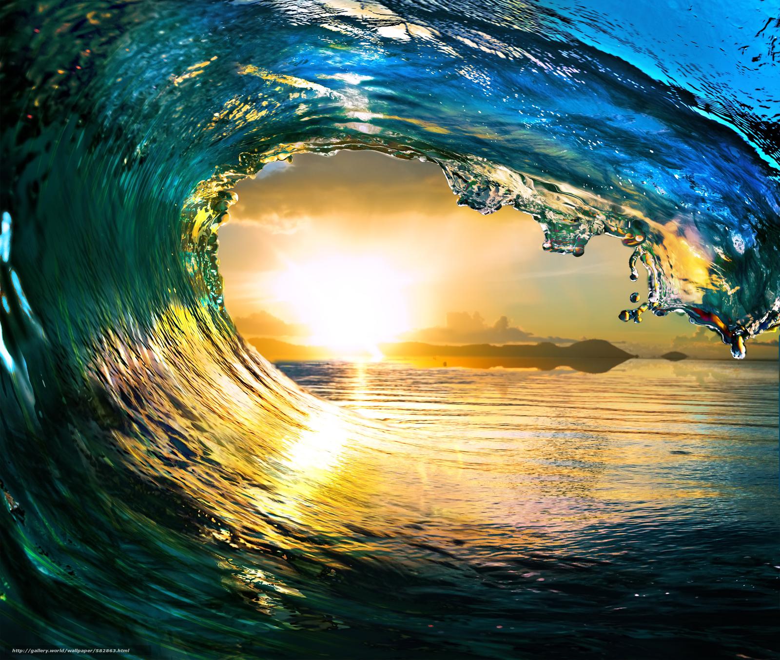 scaricare gli sfondi paesaggio,  mare,  sole,  natura Sfondi gratis per la risoluzione del desktop 5000x4229 — immagine №582863