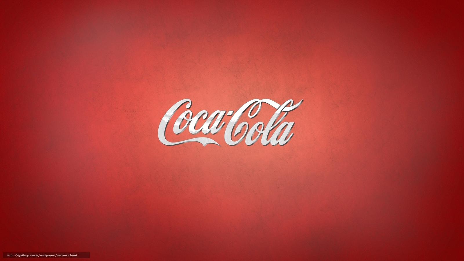 Download wallpaper drink,  coca-cola,  logo free desktop wallpaper in the resolution 2559x1440 — picture №582947