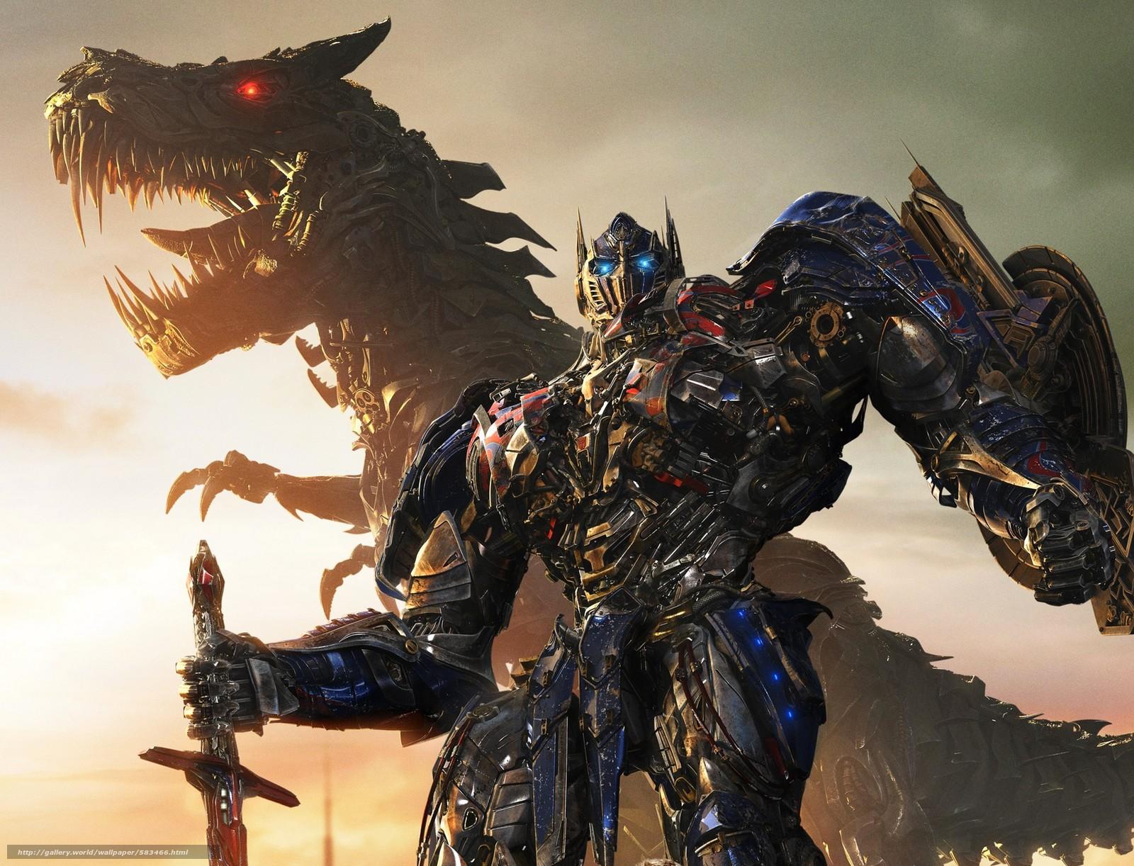 scaricare gli sfondi Michael Bay,  Gli Autobots,  Optimus Prime,  Transformers: L'era della distruzione Sfondi gratis per la risoluzione del desktop 4000x3054 — immagine №583466