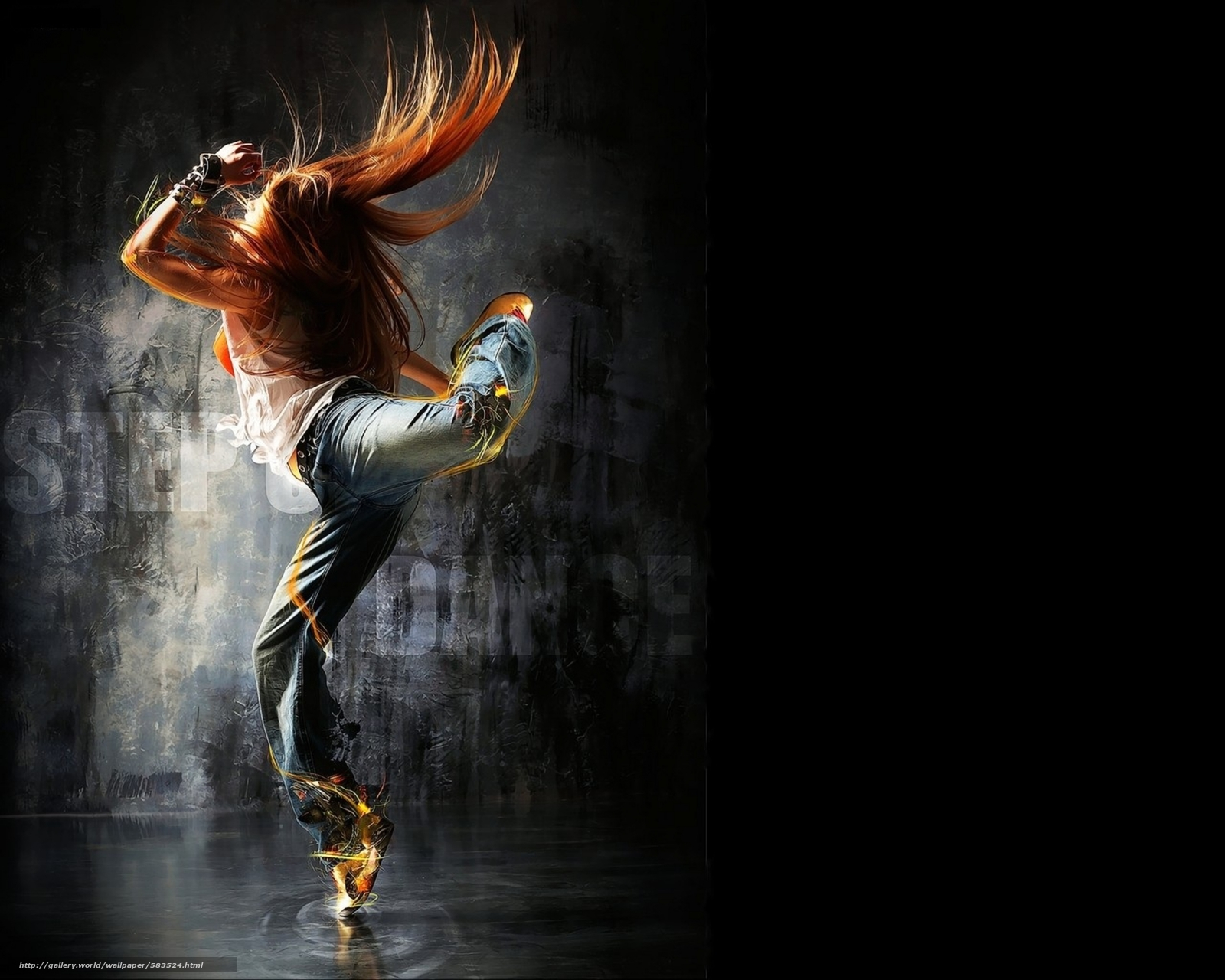 下载壁纸 红发,  头发,  跳舞 免费为您的桌面分辨率的壁纸 1920x1536 — 图片 №583524