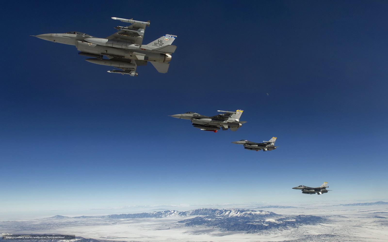 Скачать обои самолёты,  оружие бесплатно для рабочего стола в разрешении 1920x1200 — картинка №583848