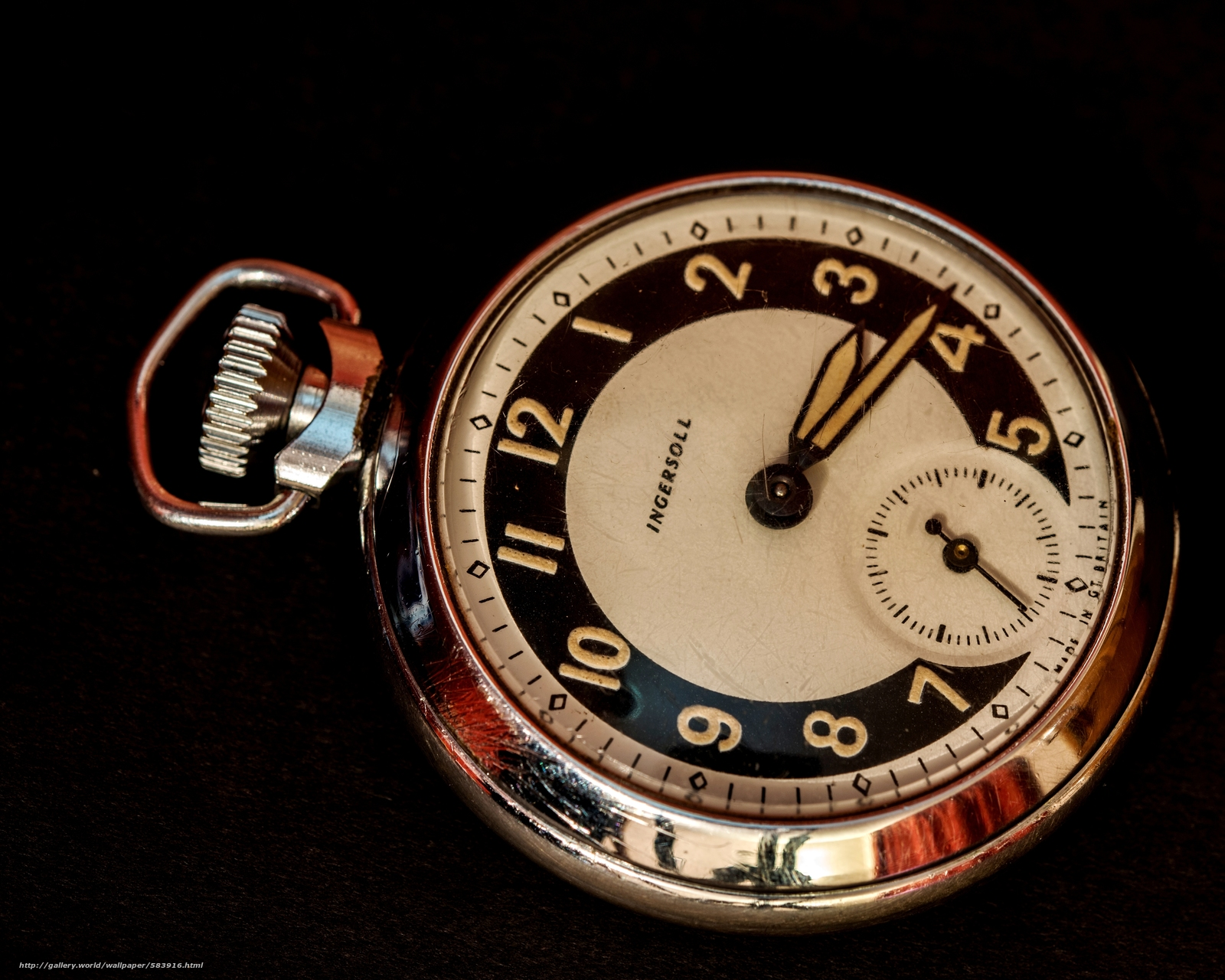 Скачать обои часы,  стрелки,  металл,  циферблат бесплатно для рабочего стола в разрешении 5413x4330 — картинка №583916