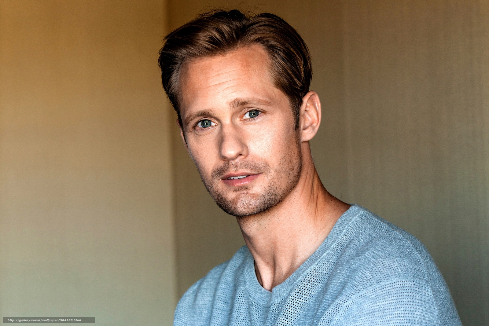 Download wallpaper Alexander Skarsgard,  actor,  man free desktop wallpaper in the resolution 3000x2000 — picture №584288