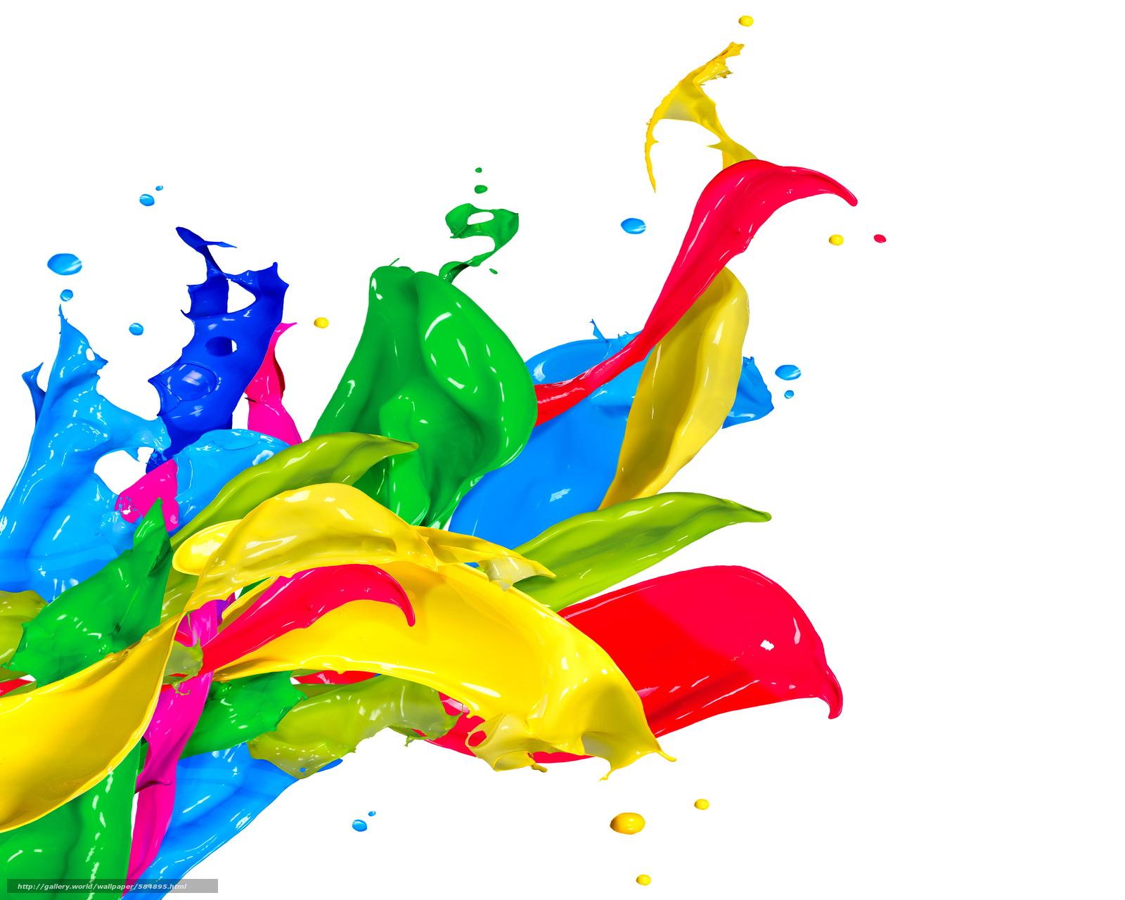 scaricare gli sfondi gocce,  spruzzo,  Dipingere Sfondi gratis per la risoluzione del desktop 5000x4000 — immagine №584895
