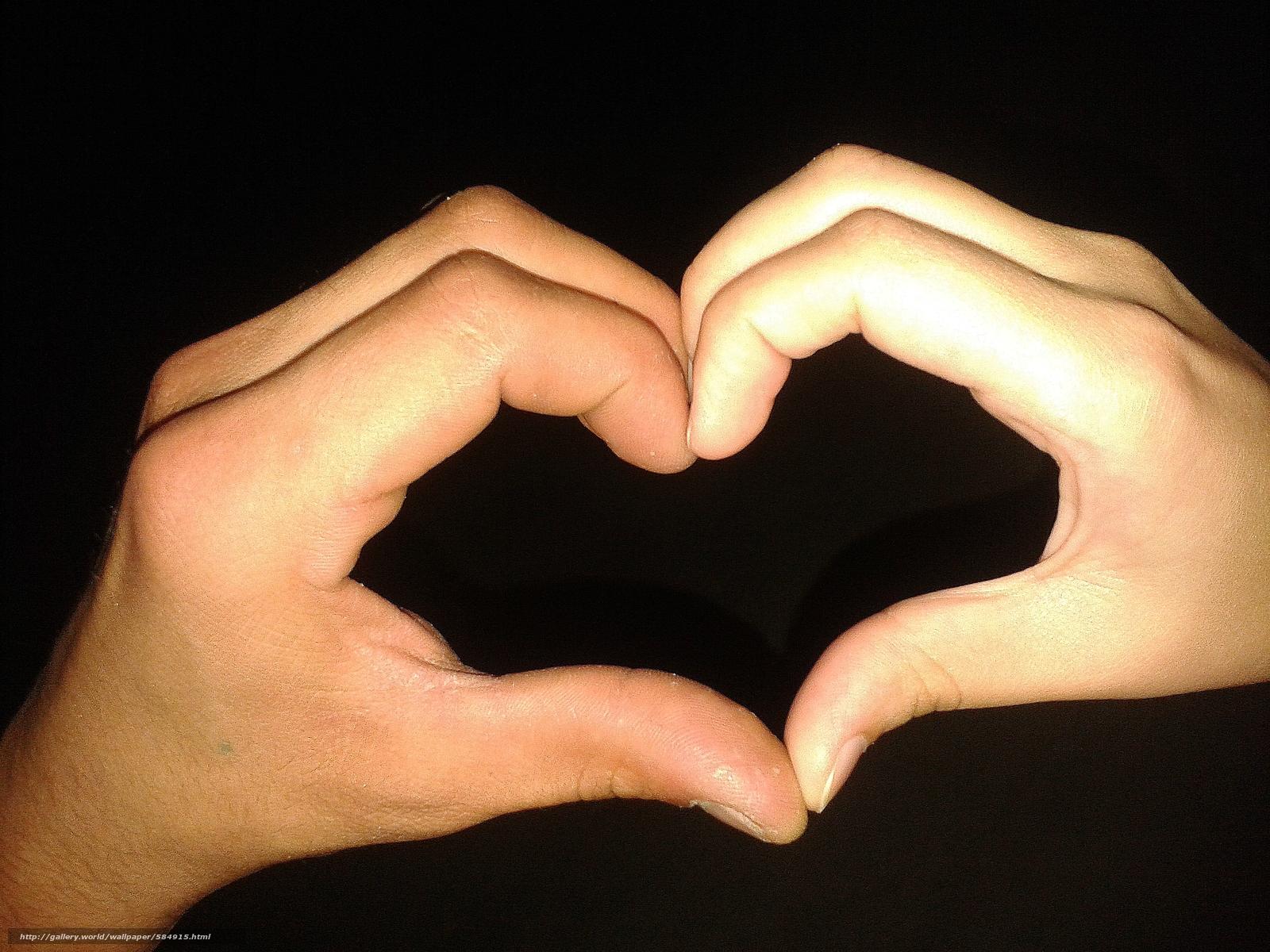 scaricare gli sfondi Amore,  cuore,  mano Sfondi gratis per la risoluzione del desktop 2560x1920 — immagine №584915