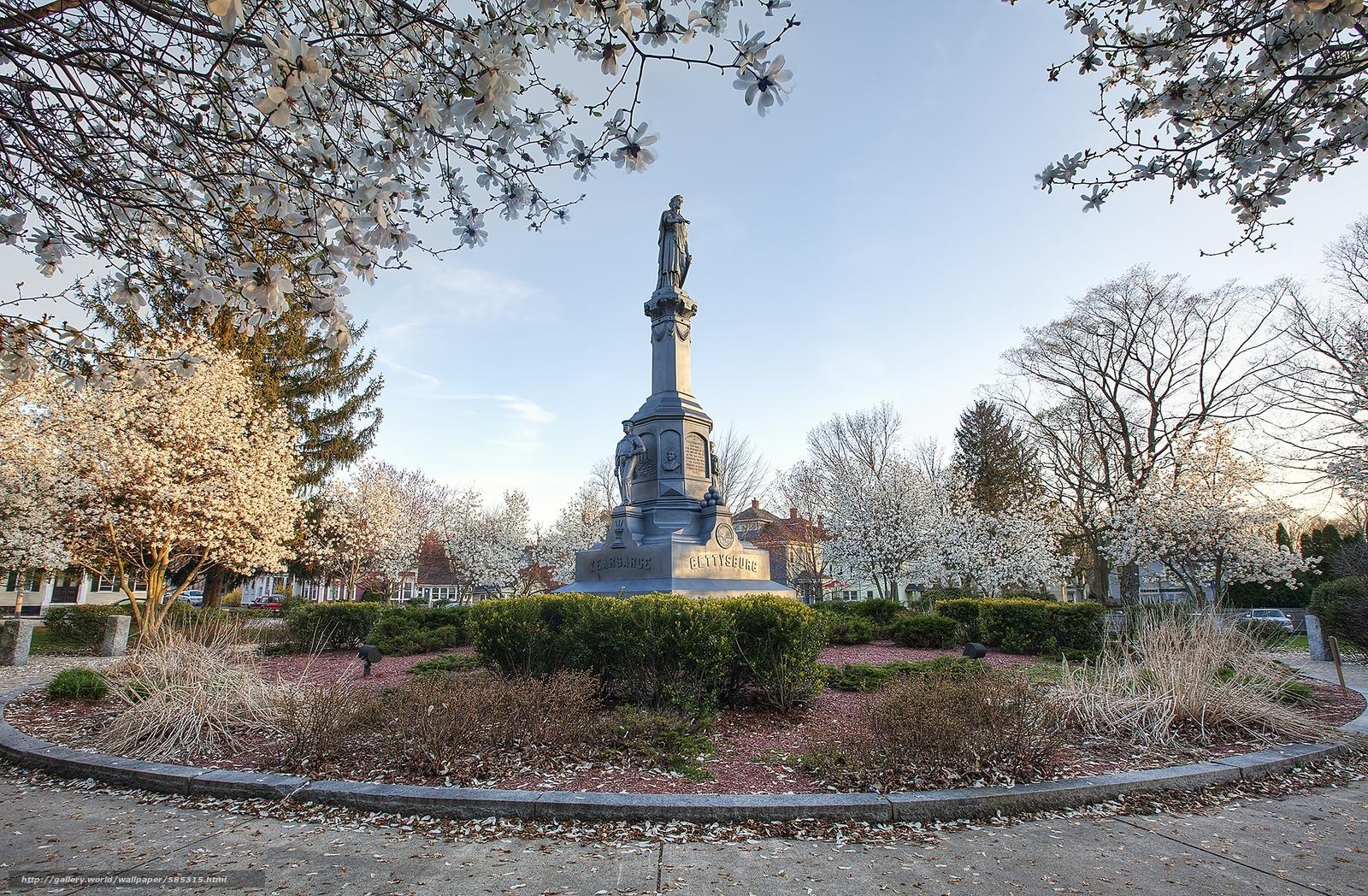 Скачать обои Адамс,  штат Пенсильвания,  парк бесплатно для рабочего стола в разрешении 2048x1341 — картинка №585315