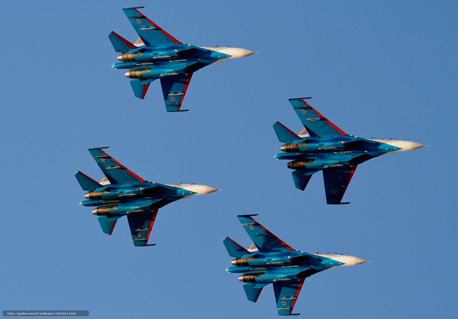 Скачать обои полёт,  Русские витязи бесплатно для рабочего стола в разрешении 2048x1428 — картинка №585364