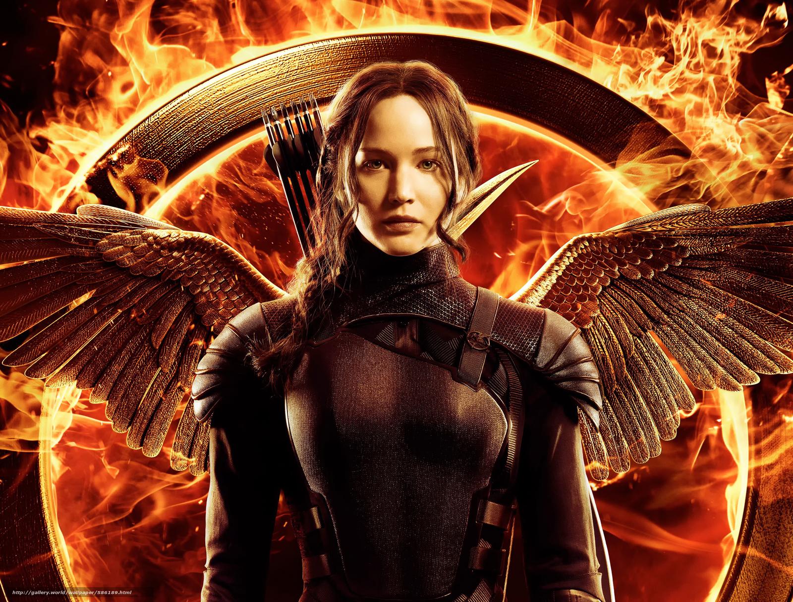 scaricare gli sfondi Promo,  The Hunger Games: Jay-peresmeshnitsa Sfondi gratis per la risoluzione del desktop 2500x1900 — immagine №586189