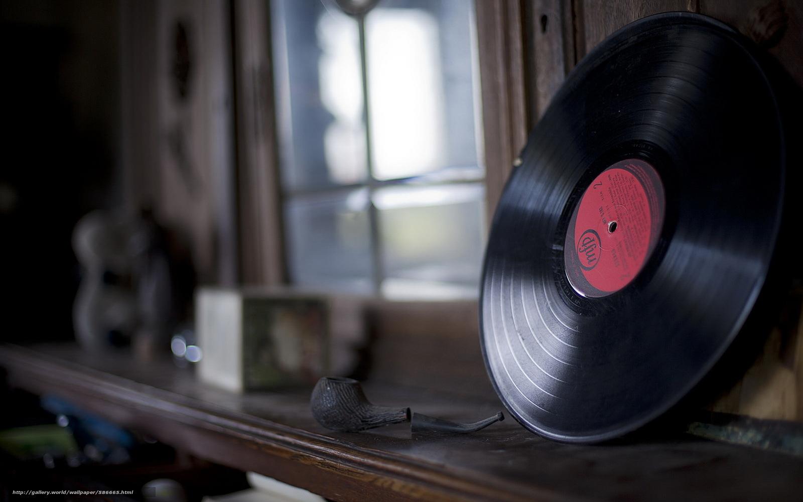 Descargar gratis tubo,  Música,  Registro,  Vinilo Fondos de escritorio en la resolucin 1920x1200 — imagen №586665