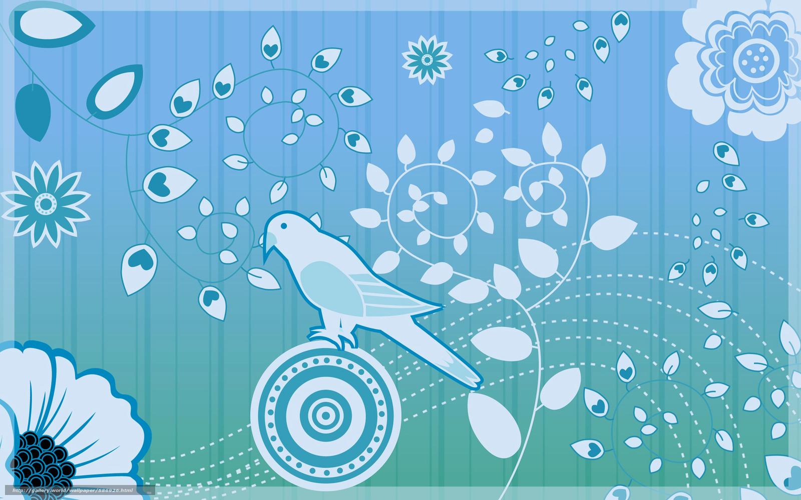 Tlcharger fond d 39 ecran papier peint dessin usine oiseau for Papier peint pour bureau gratuit