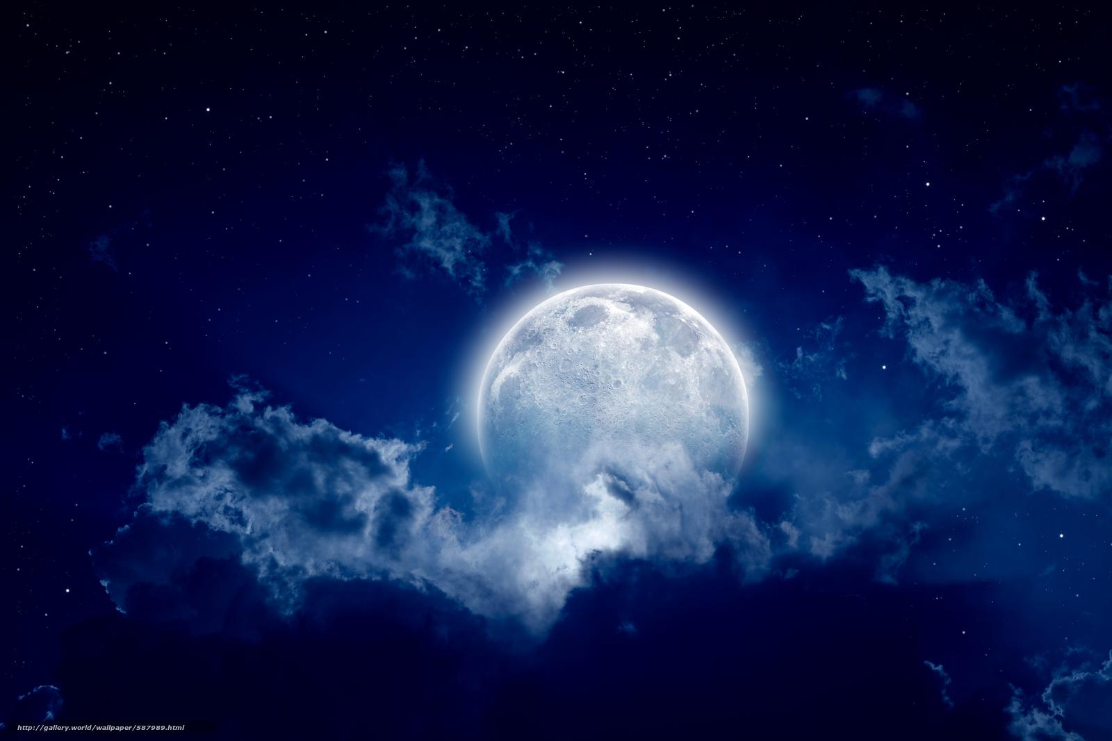 scaricare gli sfondi cielo,  chiaro di luna,  paesaggio,  bella scena Sfondi gratis per la risoluzione del desktop 8000x5334 — immagine №587989