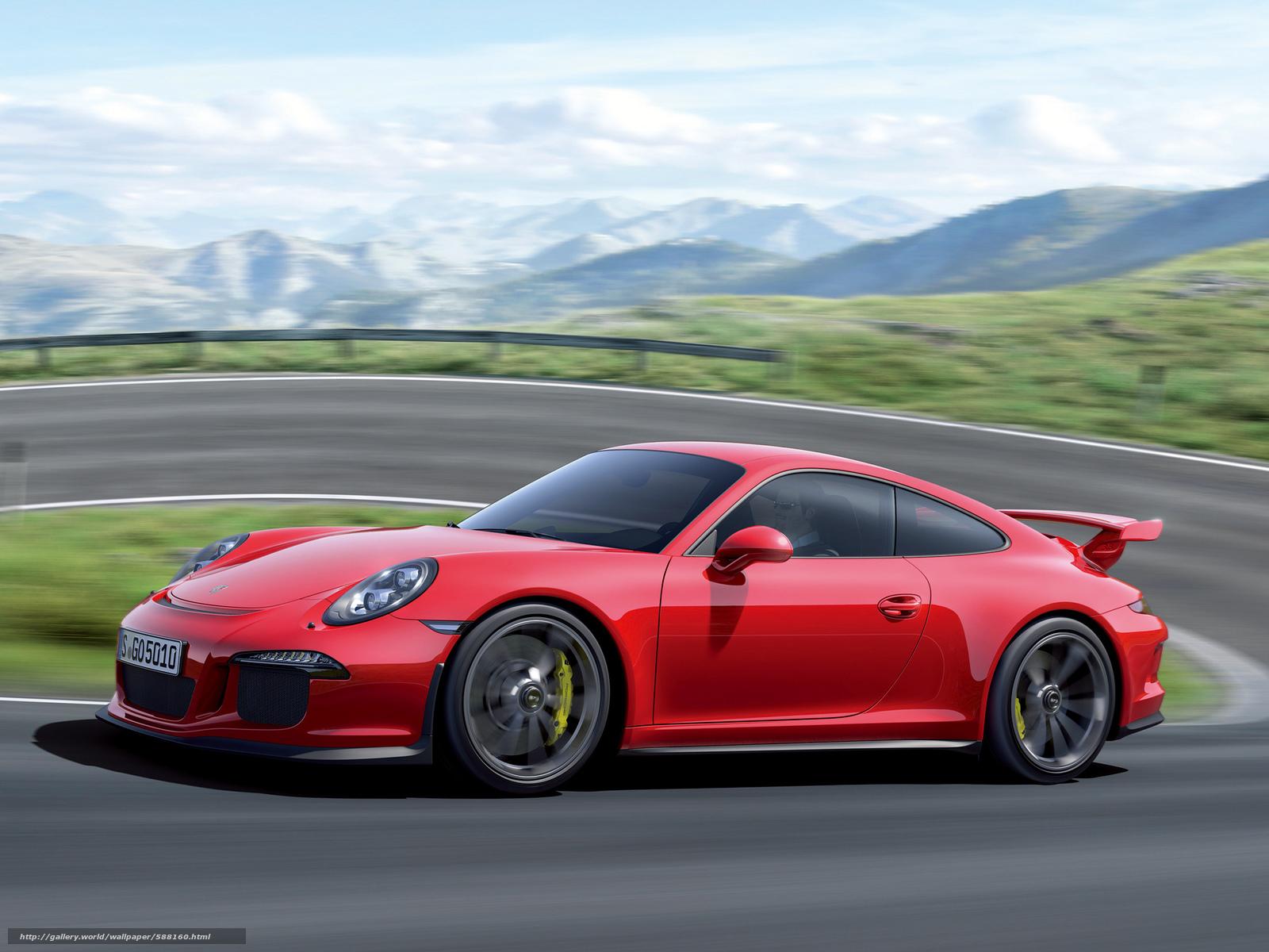 scaricare gli sfondi Porsche,  Supercar Sfondi gratis per la risoluzione del desktop 2048x1536 — immagine №588160