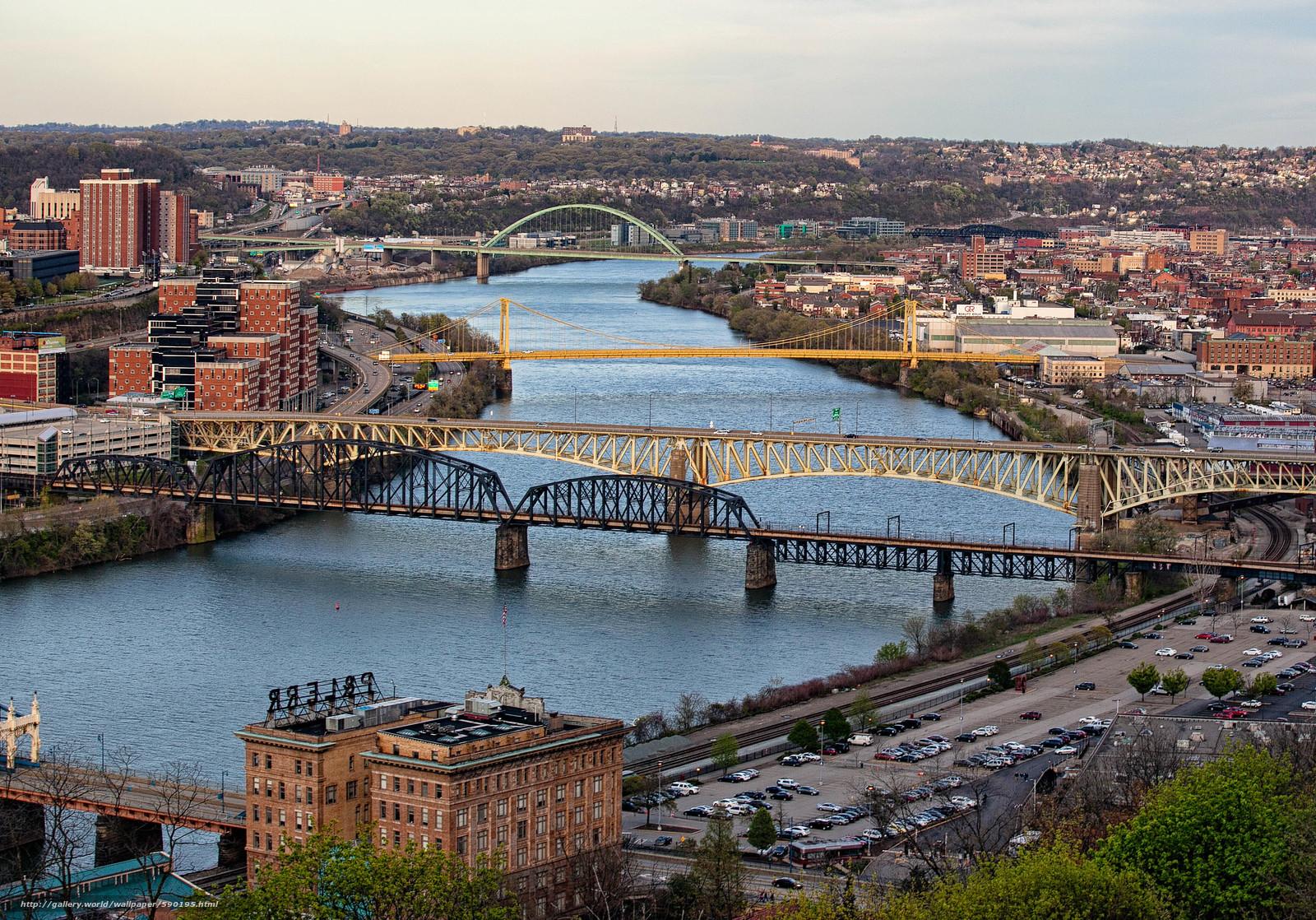 scaricare gli sfondi Washington,  Pittsburgh,  USA Sfondi gratis per la risoluzione del desktop 3121x2180 — immagine №590195