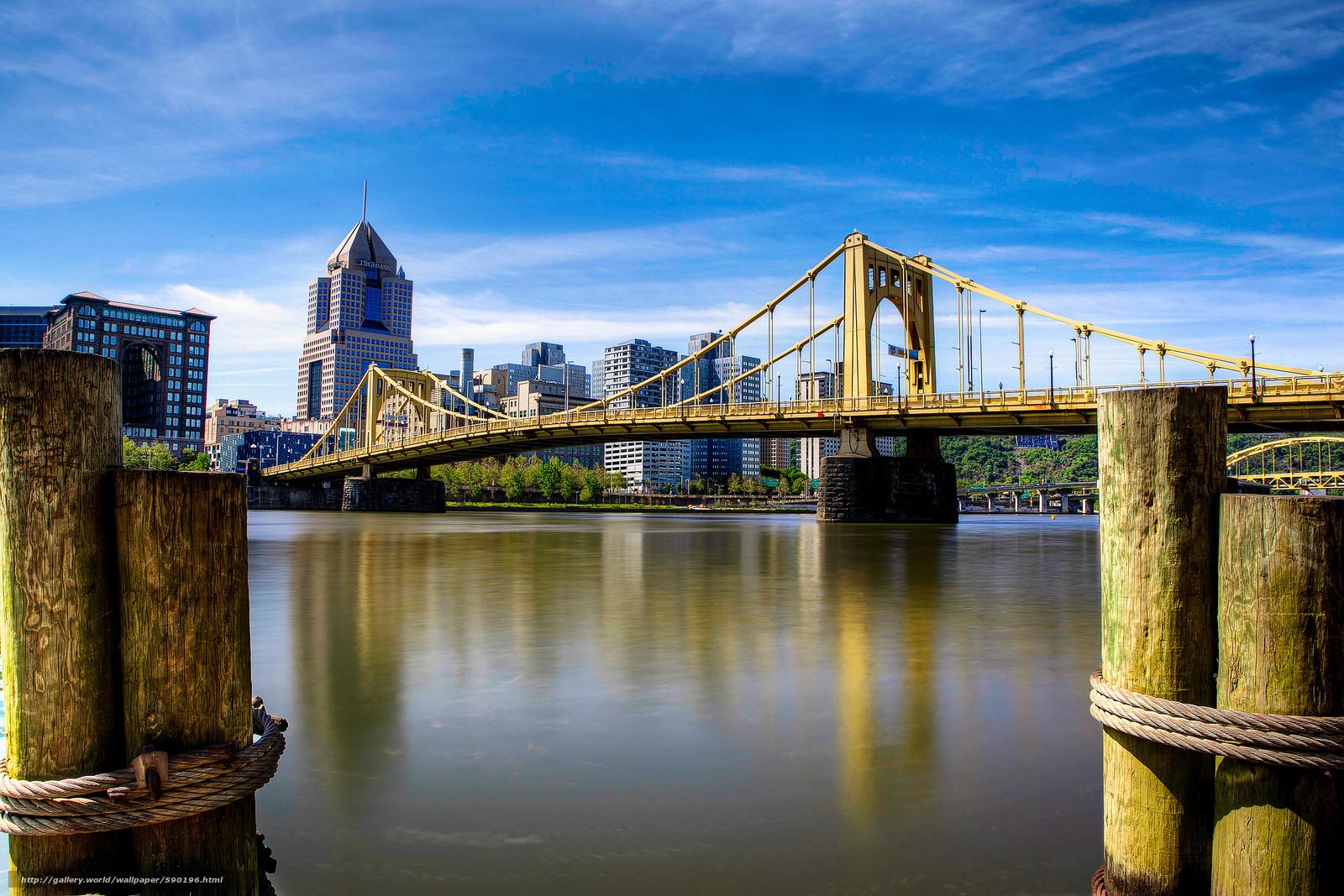 下载壁纸 华盛顿,  匹兹堡,  美国 免费为您的桌面分辨率的壁纸 3861x2574 — 图片 №590196