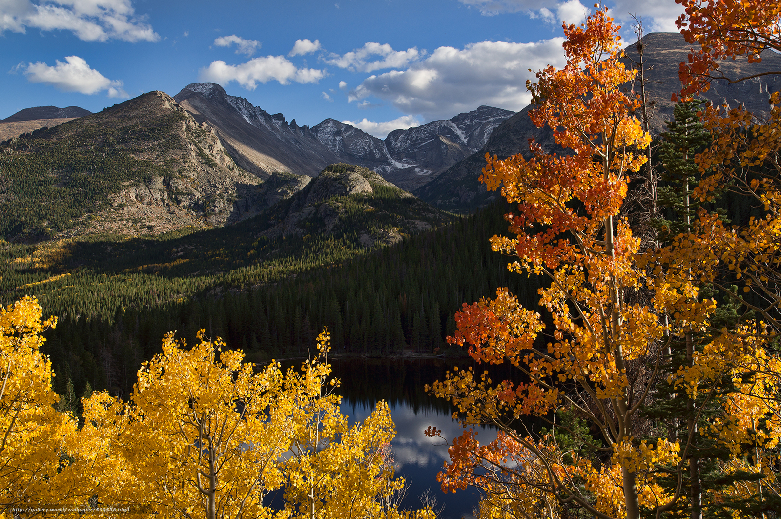 Download wallpaper lake,  Mountains,  trees,  autumn free desktop wallpaper in the resolution 1920x1276 — picture №590538
