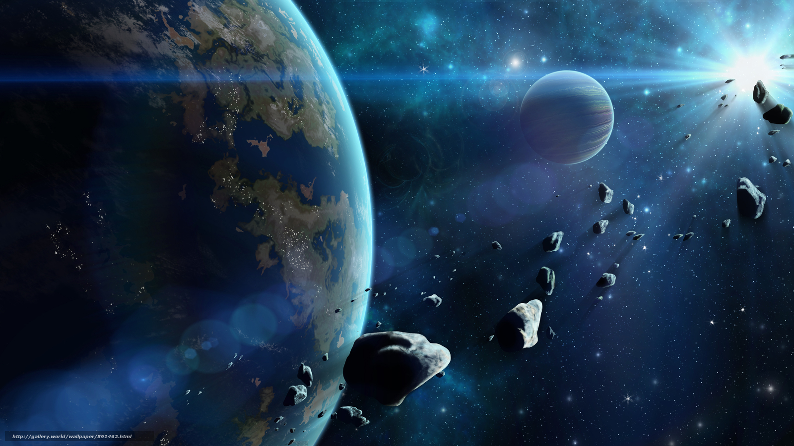 Планеты в космосе картинки