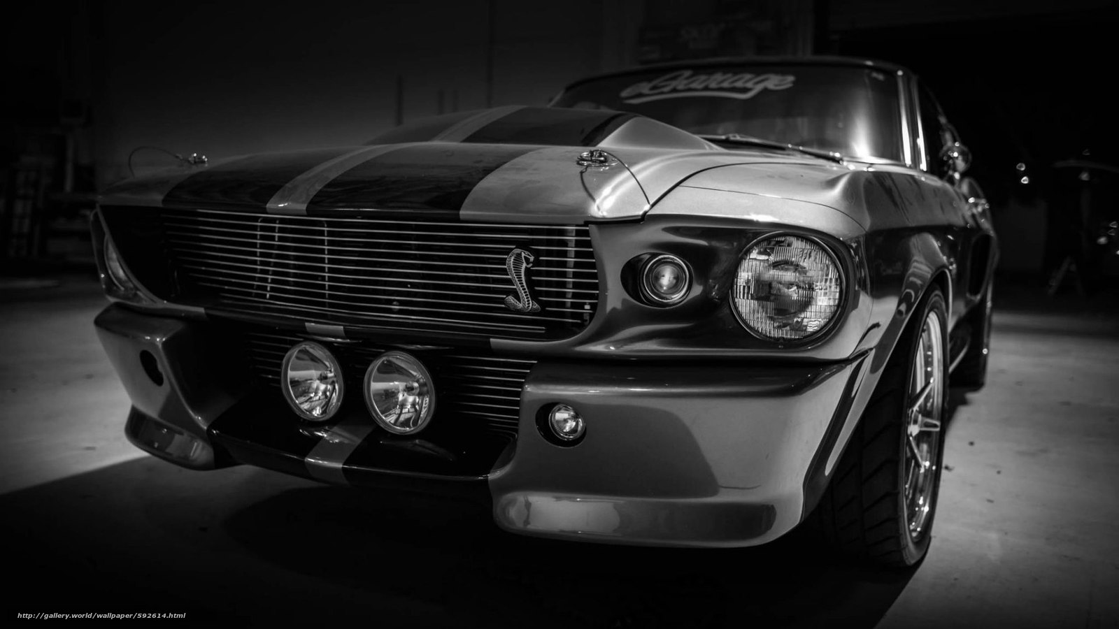 Download wallpaper ford mustang shelby gt500 free desktop wallpaper in the resolution 1920x1080 picture 592614