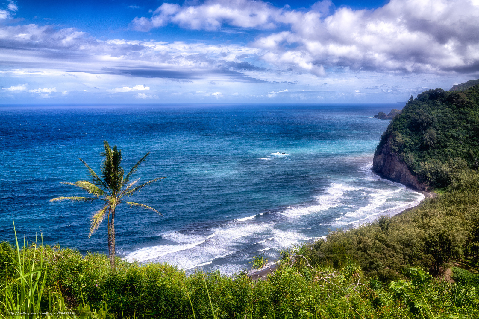 Tlcharger Fond d'ecran grande île, Hawaii, paysage Fonds d'ecran gratuits pour votre rsolution ...