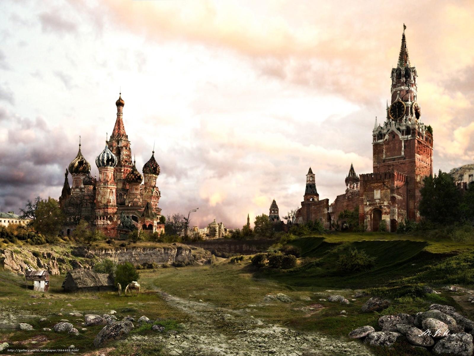 scaricare gli sfondi Castigo,  Moscovia,  Mosca Sfondi gratis per la risoluzione del desktop 2560x1920 — immagine №594405