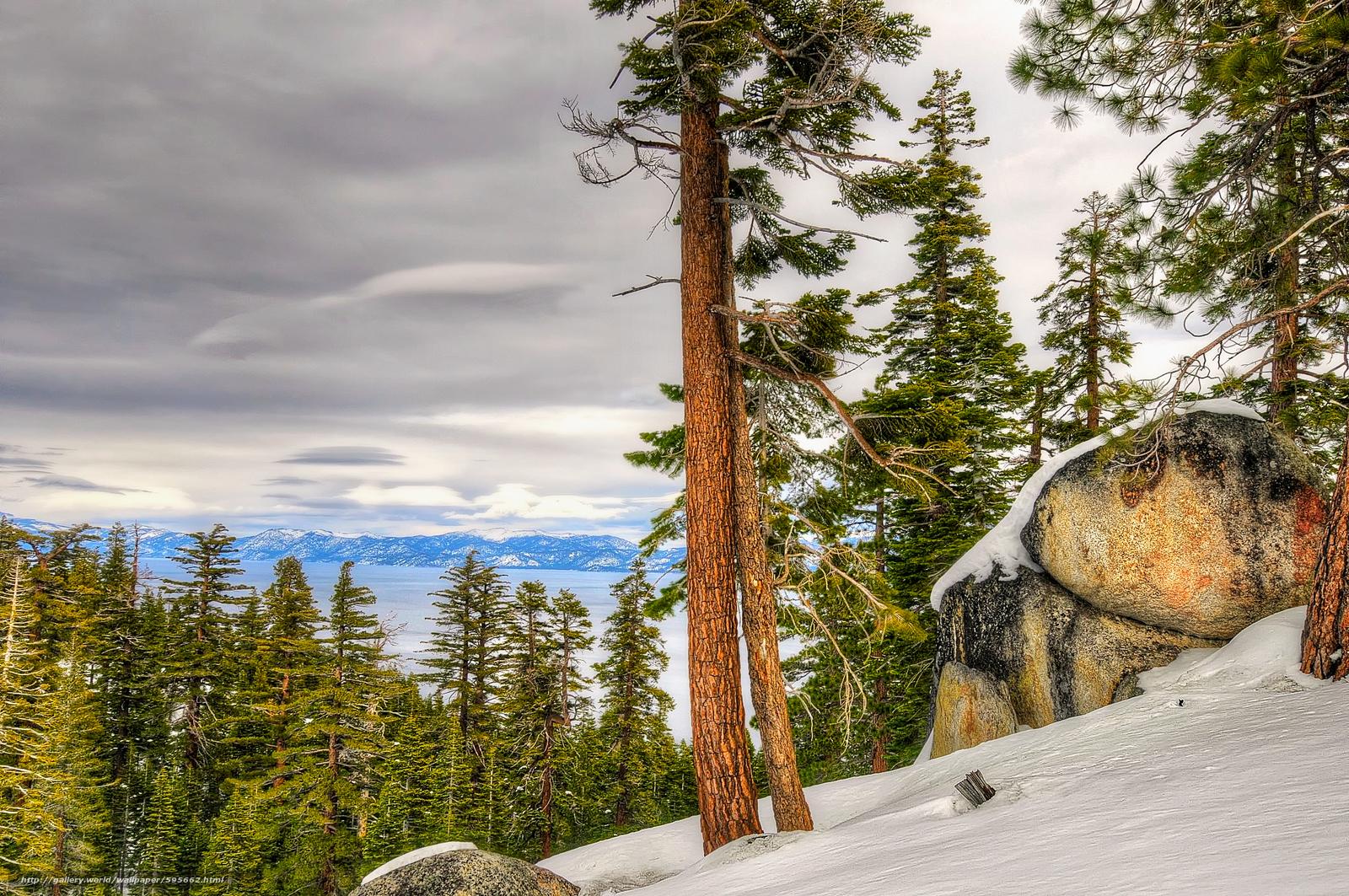 下载壁纸 太浩湖,  加州,  内华达州 免费为您的桌面分辨率的壁纸 2144x1424 — 图片 №595662
