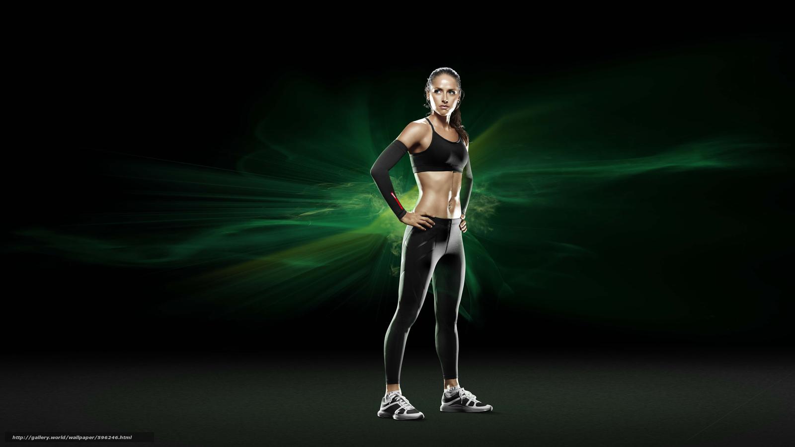 Fitnessstudio wallpaper  Download Hintergrund Sport, Mädchen, Mode eng, fitnessstudio Freie ...