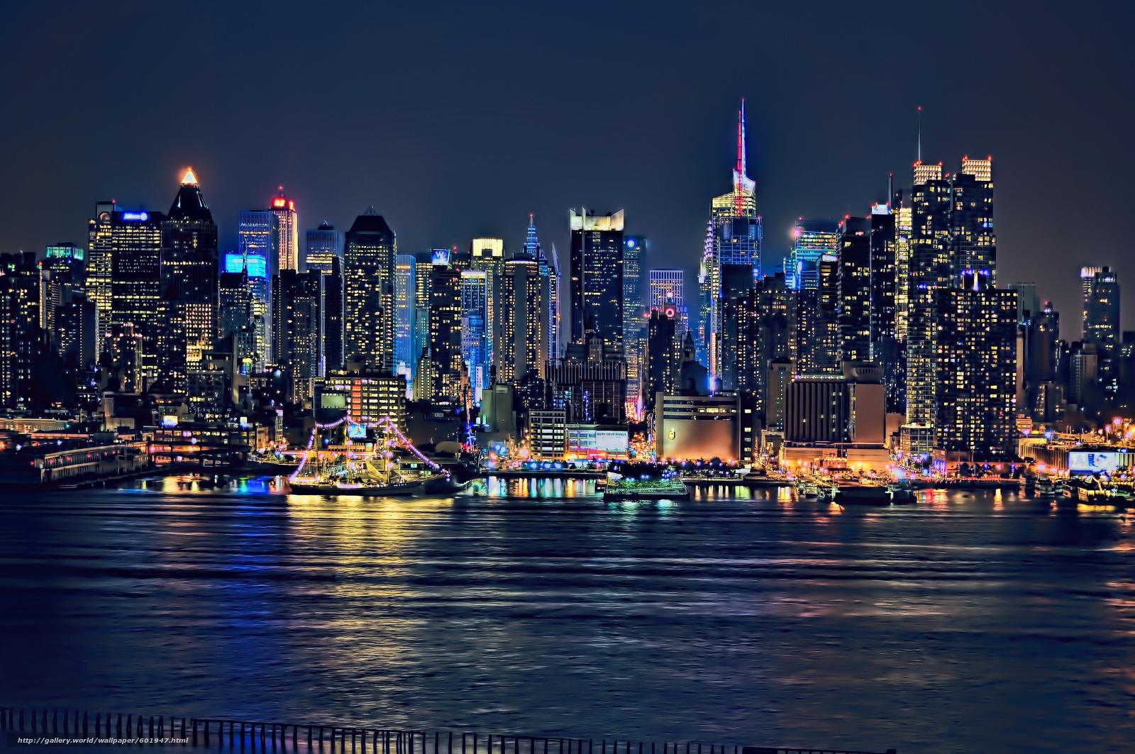 tlcharger fond d 39 ecran manhattan new york city usa fonds d 39 ecran gratuits pour votre rsolution. Black Bedroom Furniture Sets. Home Design Ideas