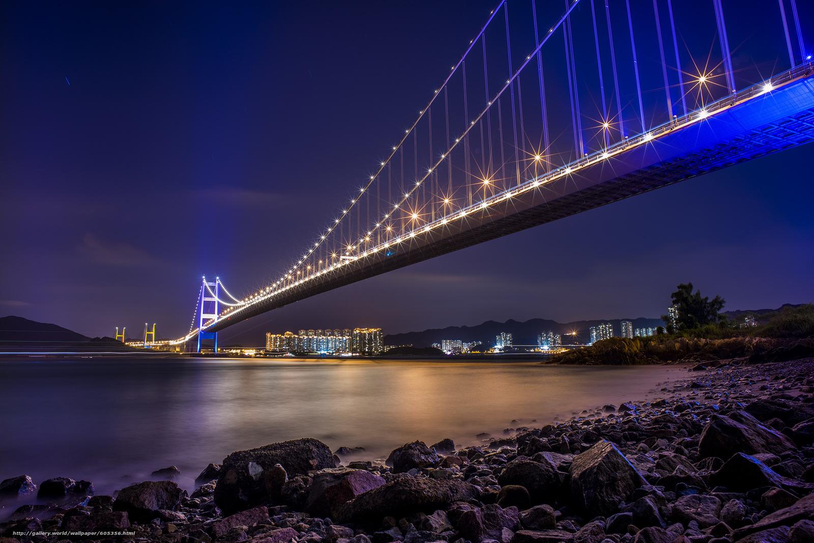 下载壁纸 桥,  西草湾,  青衣,  香港 免费为您的桌面分辨率的壁纸 2250x1500 — 图片 №605356
