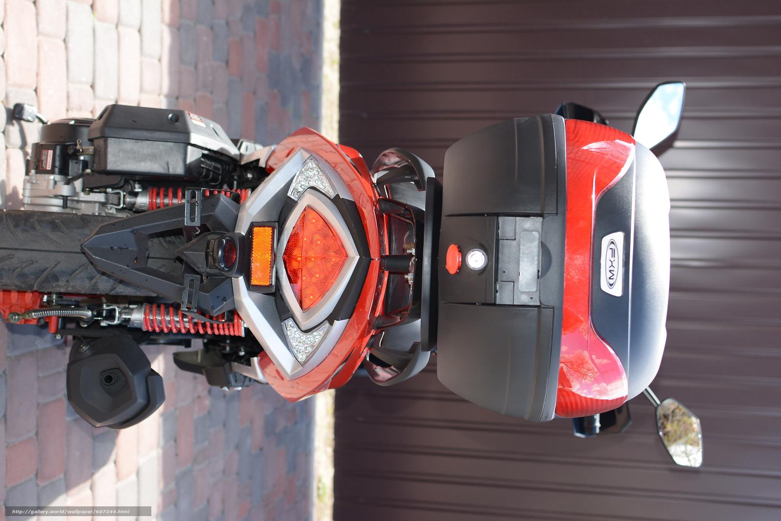 Скачать обои VIPER FLEX VP150M,  скутер,  мотороллер бесплатно для рабочего стола в разрешении 6000x4000 — картинка №607244
