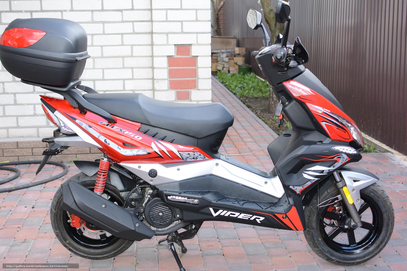 Tlcharger Fond d'ecran VIPER FLEX VP150M,  scooter,  scooter Fonds d'ecran gratuits pour votre rsolution du bureau 6000x4000 — image №607249