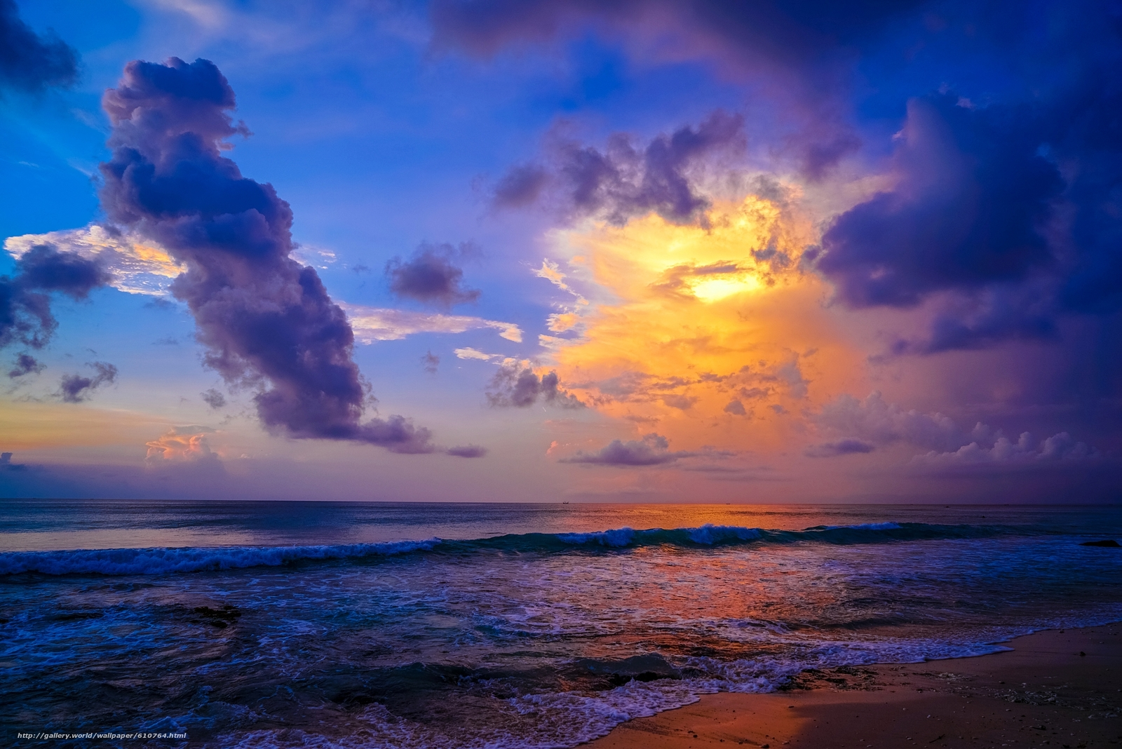Скачать обои Dreamland Beach,  Pecatu,  Bali,  Indonesia бесплатно для рабочего стола в разрешении 2200x1468 — картинка №610764