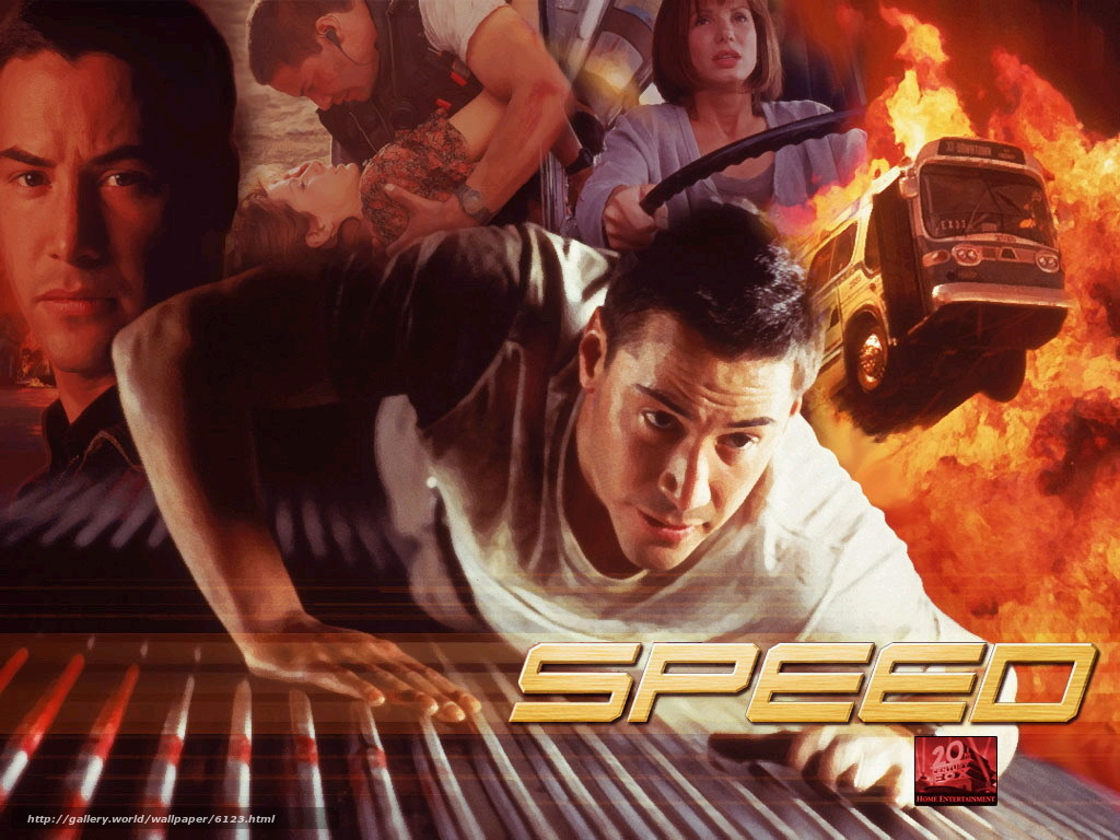 Movie about speed